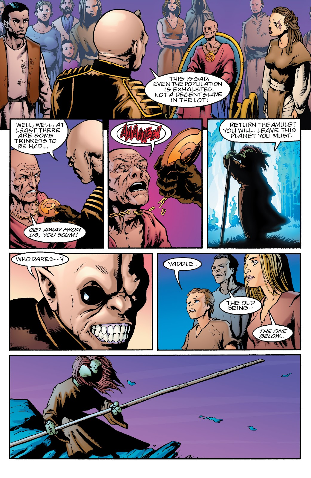 Read online Star Wars Legends: Rise of the Sith - Epic Collection comic -  Issue # TPB 1 (Part 1) - 60