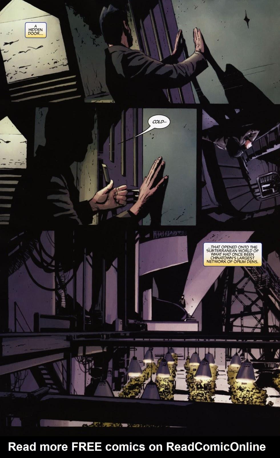 Read online Wolverine (2003) comic -  Issue #900 - 29