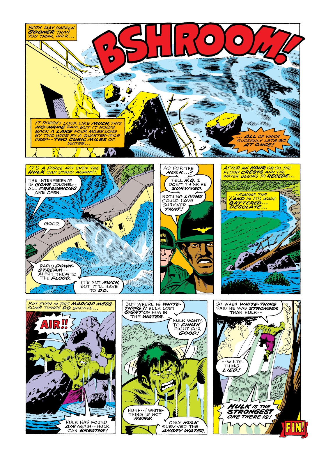 Read online Marvel Masterworks: The Incredible Hulk comic -  Issue # TPB 12 (Part 1) - 81
