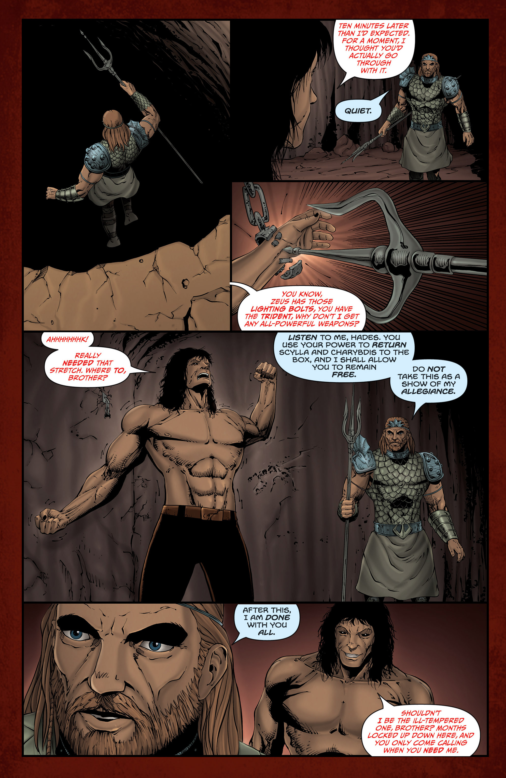 Read online Grimm Fairy Tales presents Grimm Universe comic -  Issue # TPB - 58