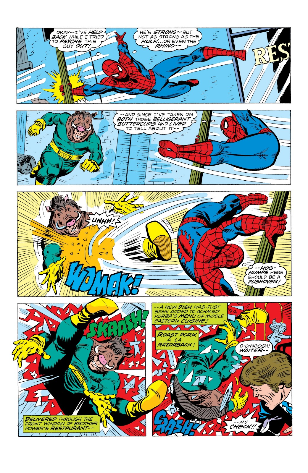 Read online Marvel Masterworks: The Spectacular Spider-Man comic -  Issue # TPB (Part 3) - 13