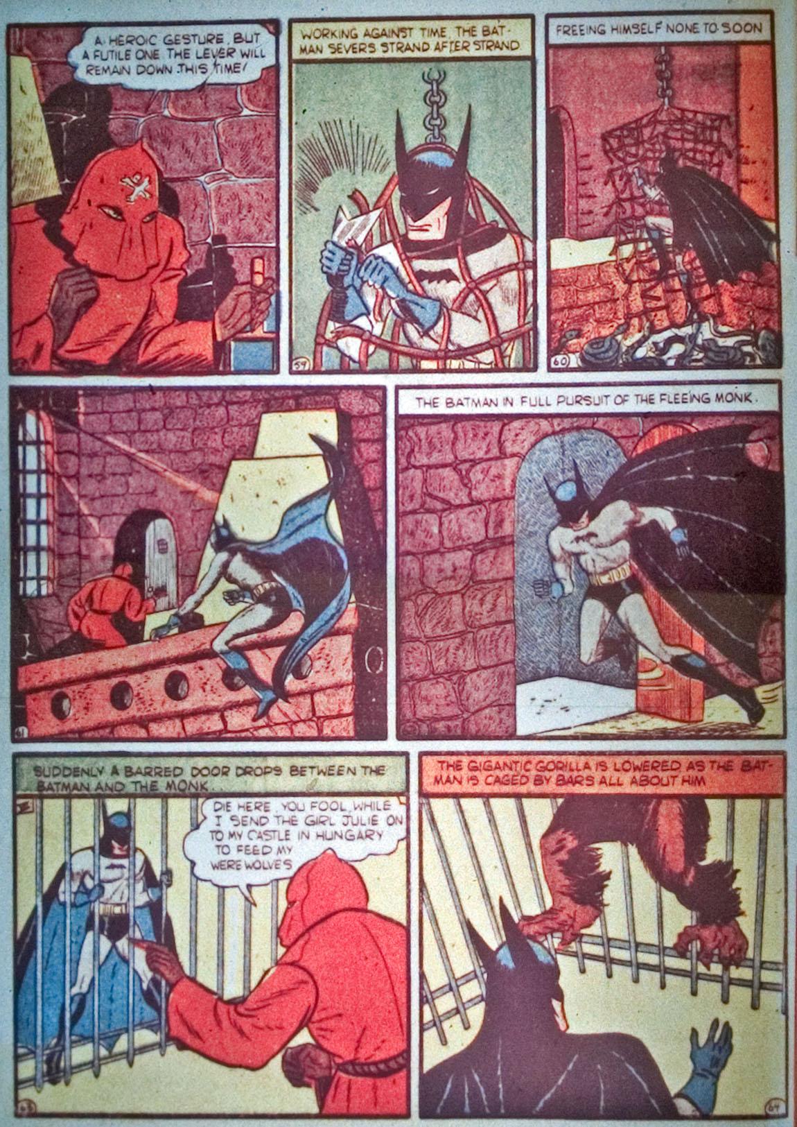 Read online Detective Comics (1937) comic -  Issue #31 - 10