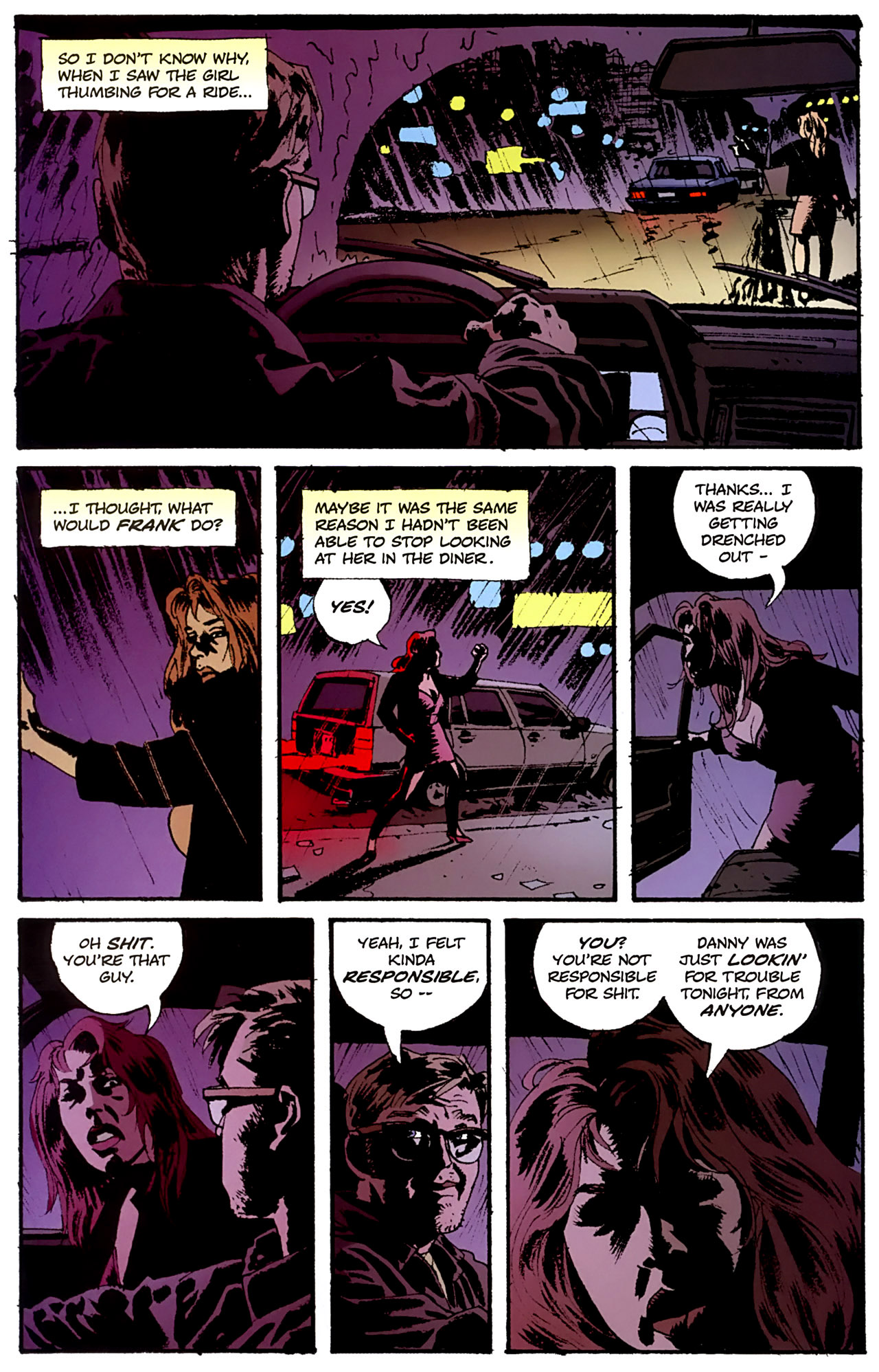 Read online Criminal (2008) comic -  Issue #4 - 16