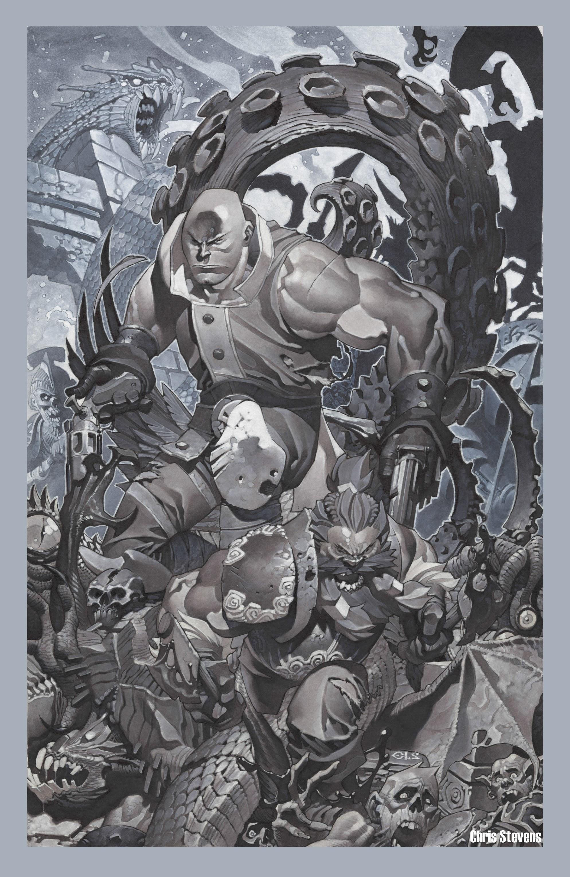 Read online Skullkickers comic -  Issue #100 - 35