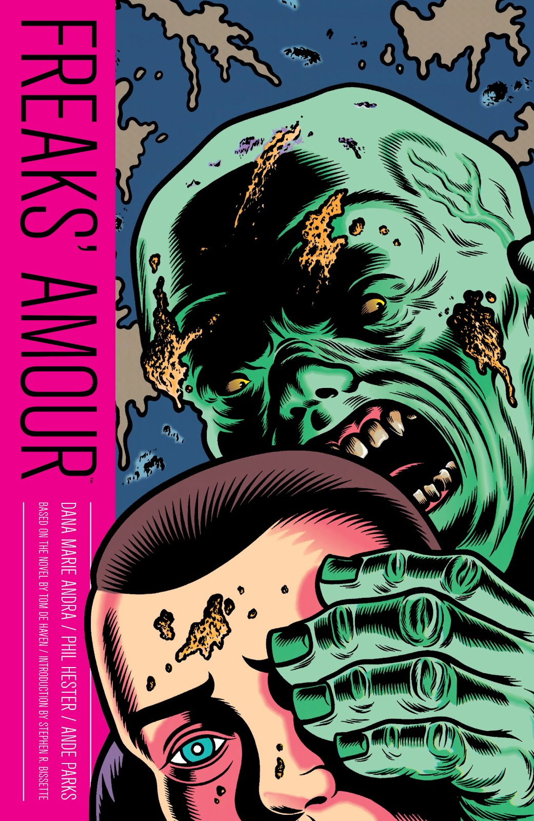 Read online Freaks' Amour comic -  Issue # TPB (Part 1) - 1