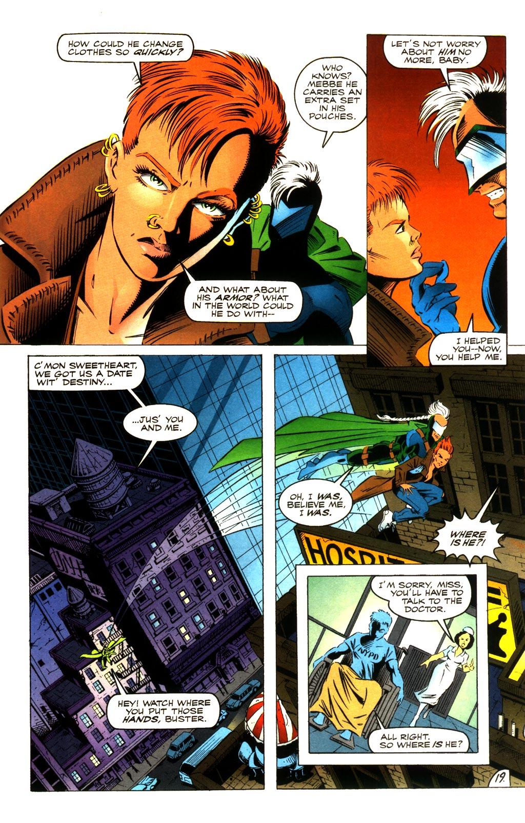 Read online ShadowHawk comic -  Issue #8 - 18