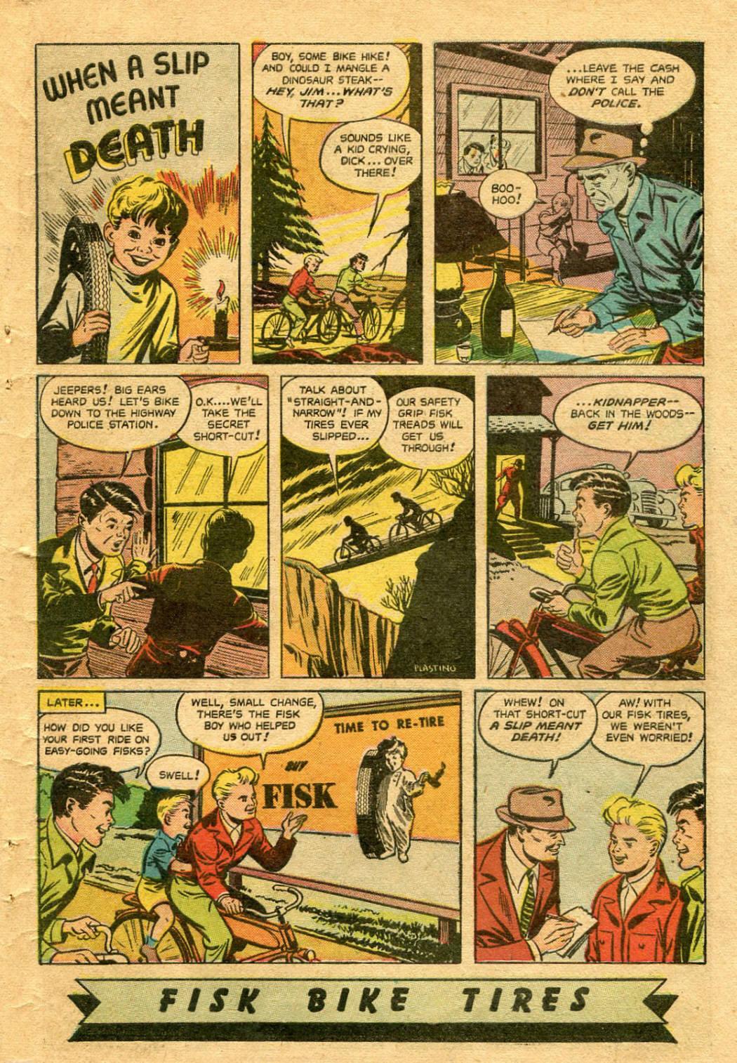 Read online Shadow Comics comic -  Issue #75 - 40