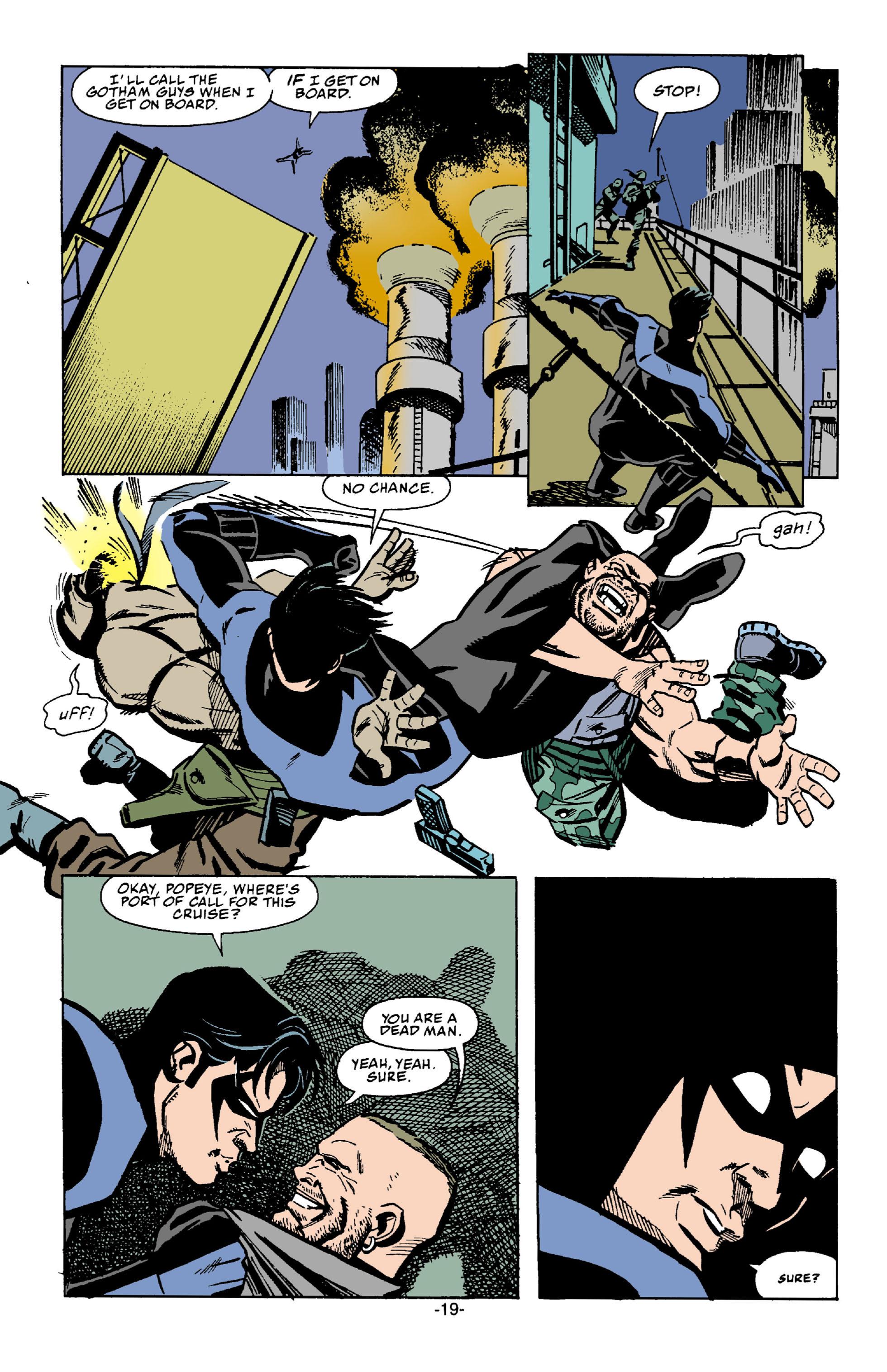 Read online Batman: Bane comic -  Issue # Full - 20