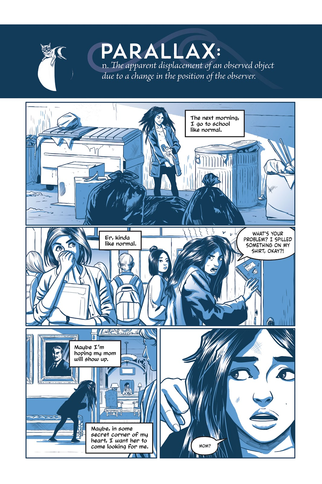 Read online Under the Moon: A Catwoman Tale comic -  Issue # TPB (Part 1) - 72
