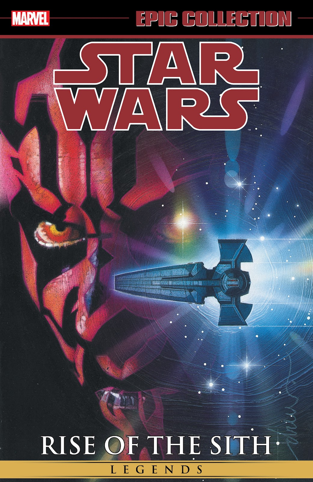 Read online Star Wars Legends: Rise of the Sith - Epic Collection comic -  Issue # TPB 2 (Part 1) - 1