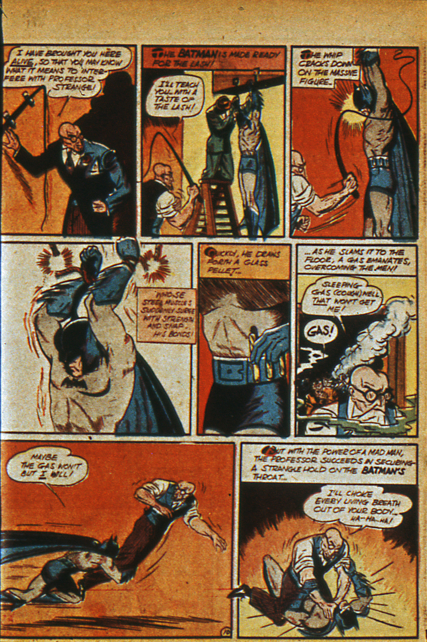 Read online Detective Comics (1937) comic -  Issue #36 - 14