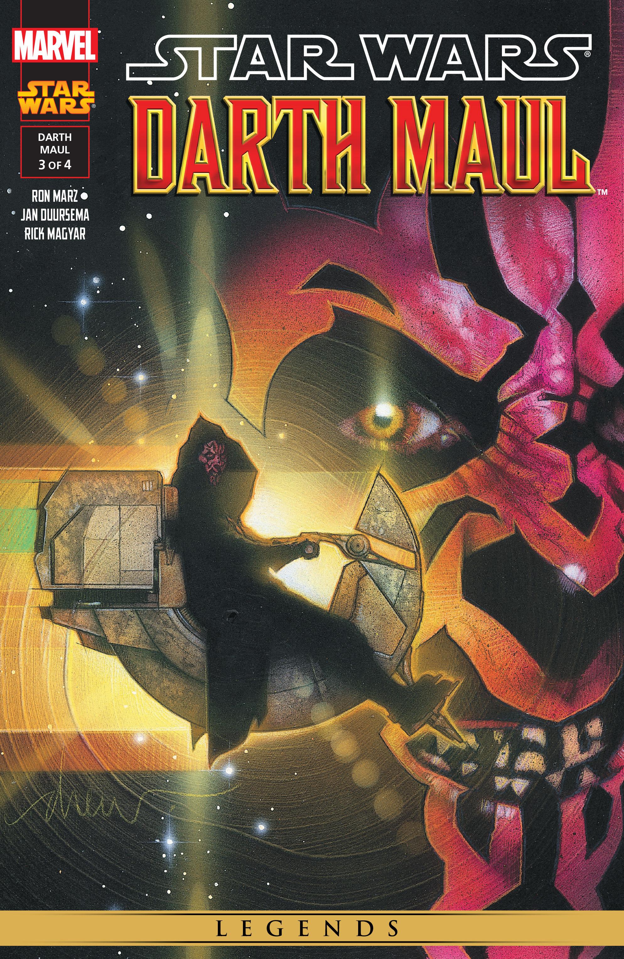 Star Wars: Darth Maul (2000) 3 Page 1