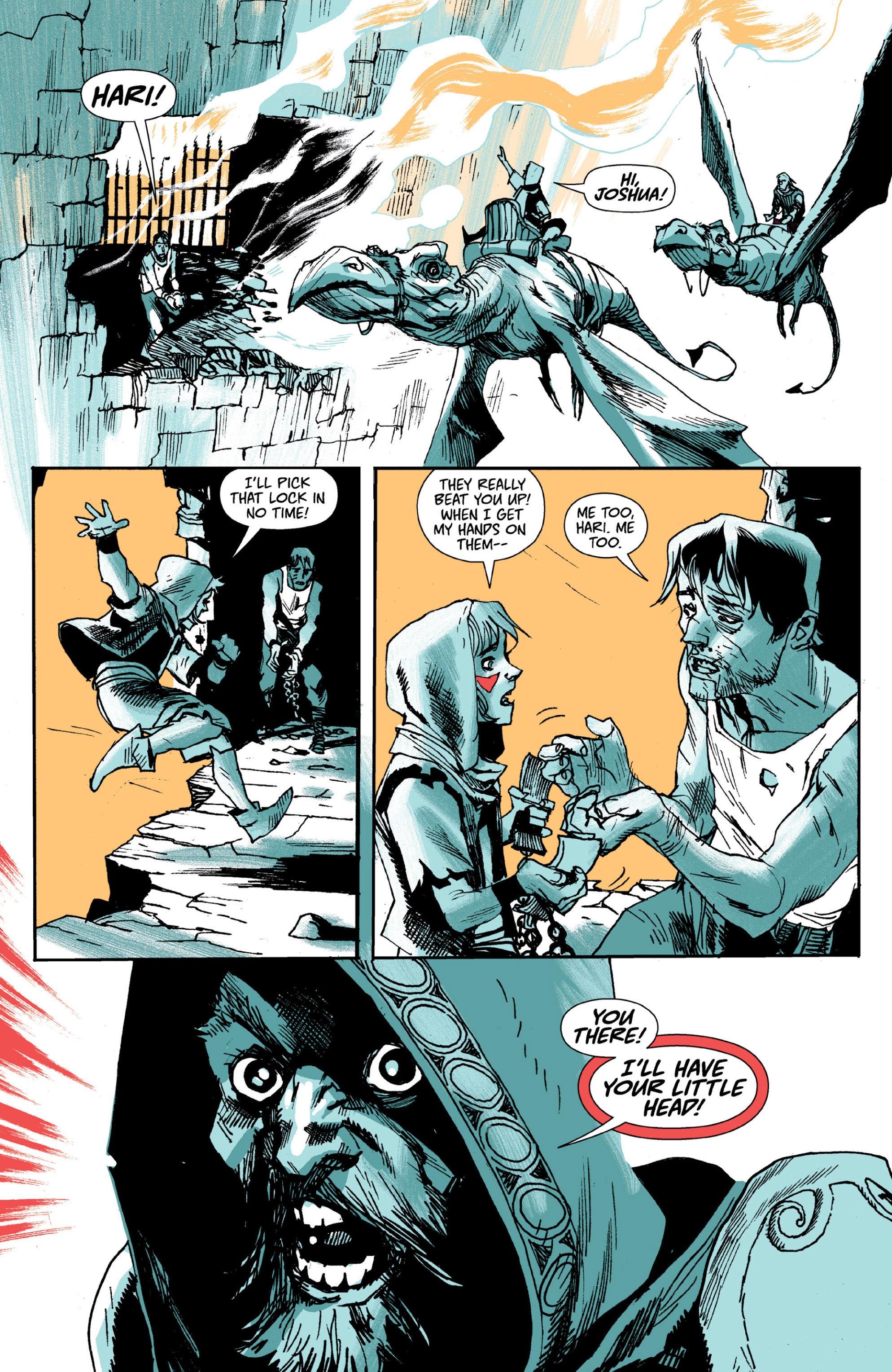 Read online Ei8ht comic -  Issue # TPB - 89