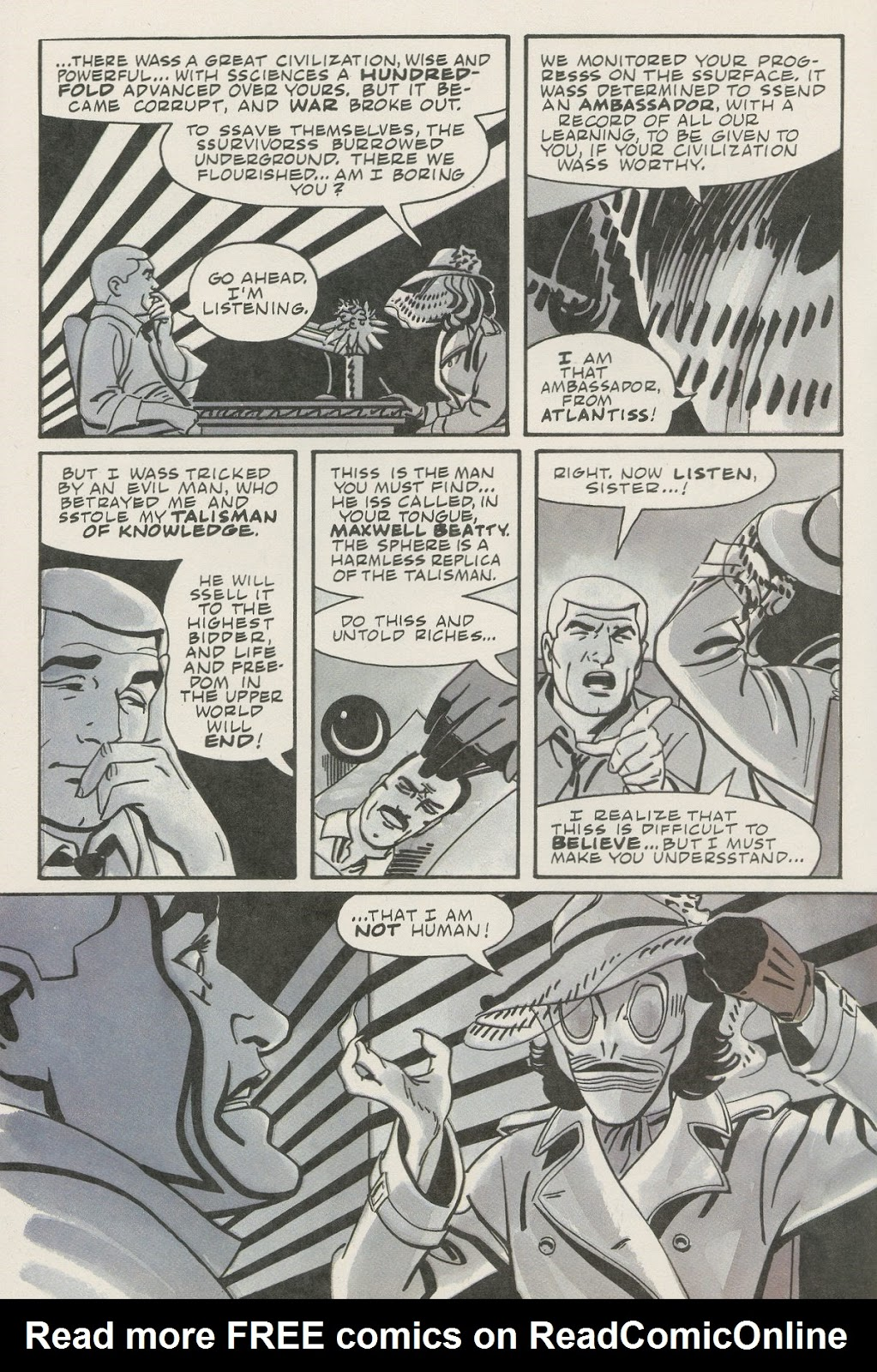 Jonny Quest (1986) issue 18 - Page 6