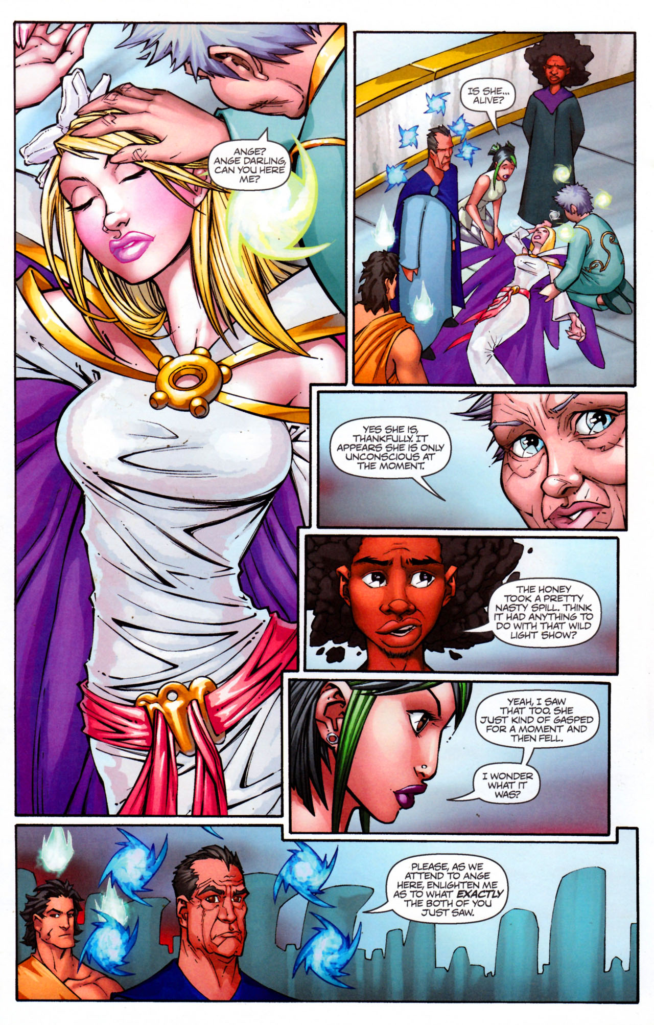 Read online Shrugged (2006) comic -  Issue #7 - 8