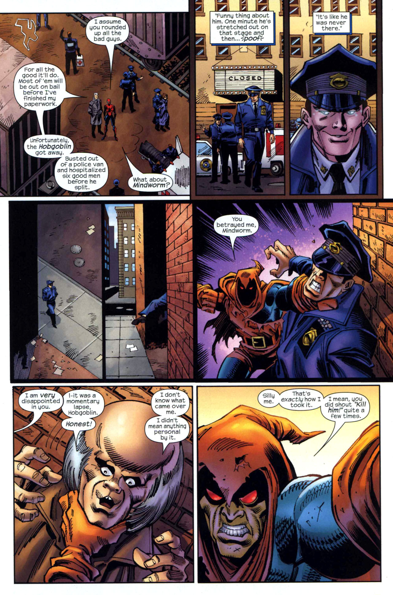 Read online Amazing Spider-Girl comic -  Issue #18 - 20