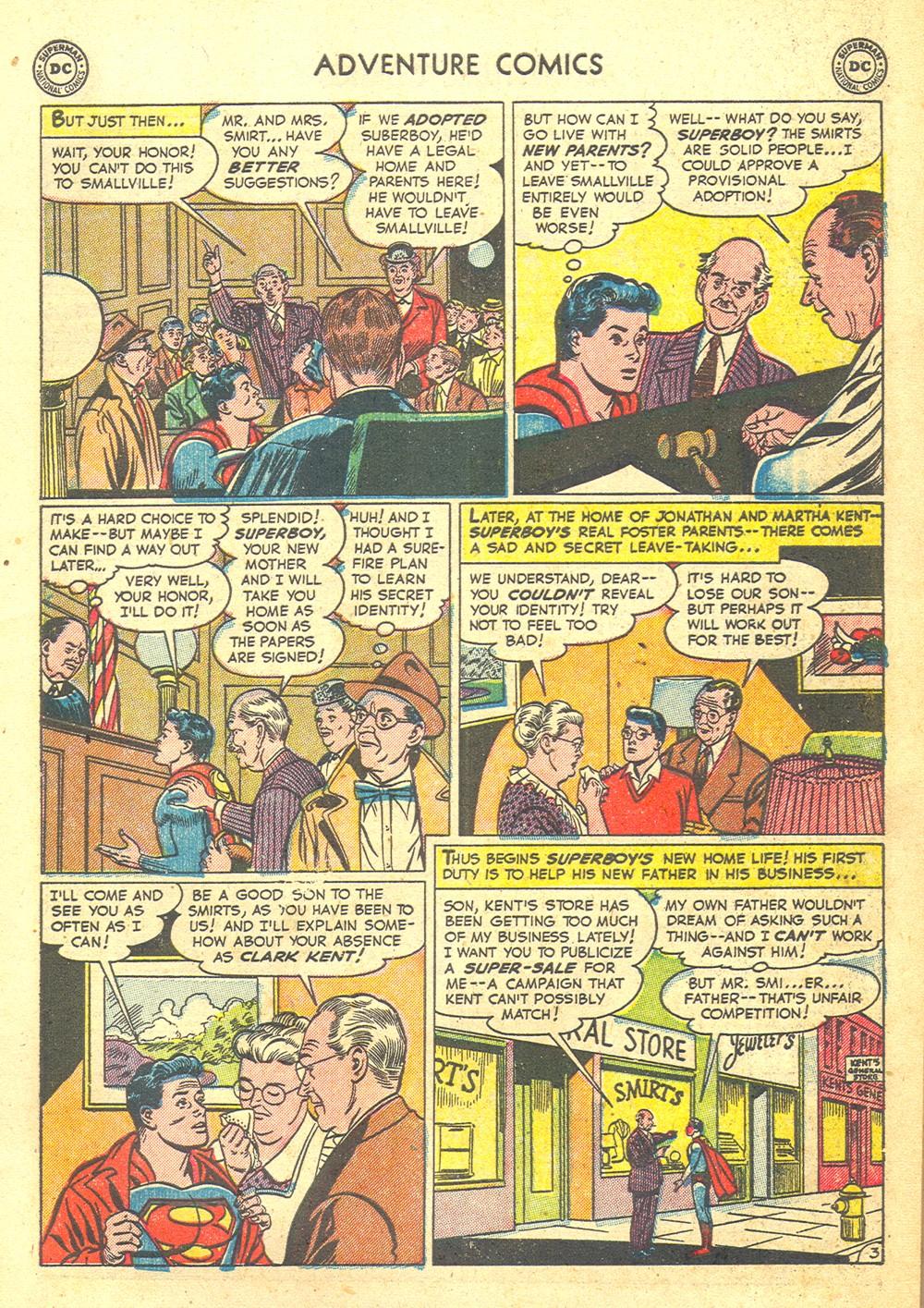 Read online Adventure Comics (1938) comic -  Issue #176 - 5