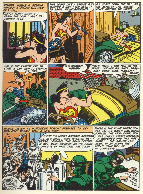 Read online Sensation (Mystery) Comics comic -  Issue #2 - 8