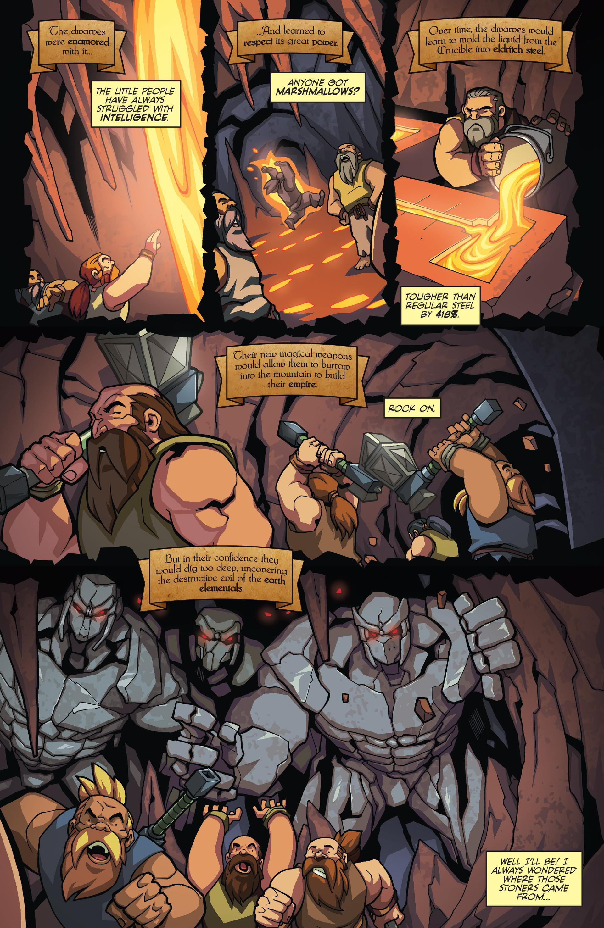 Read online Skullkickers comic -  Issue #26 - 9
