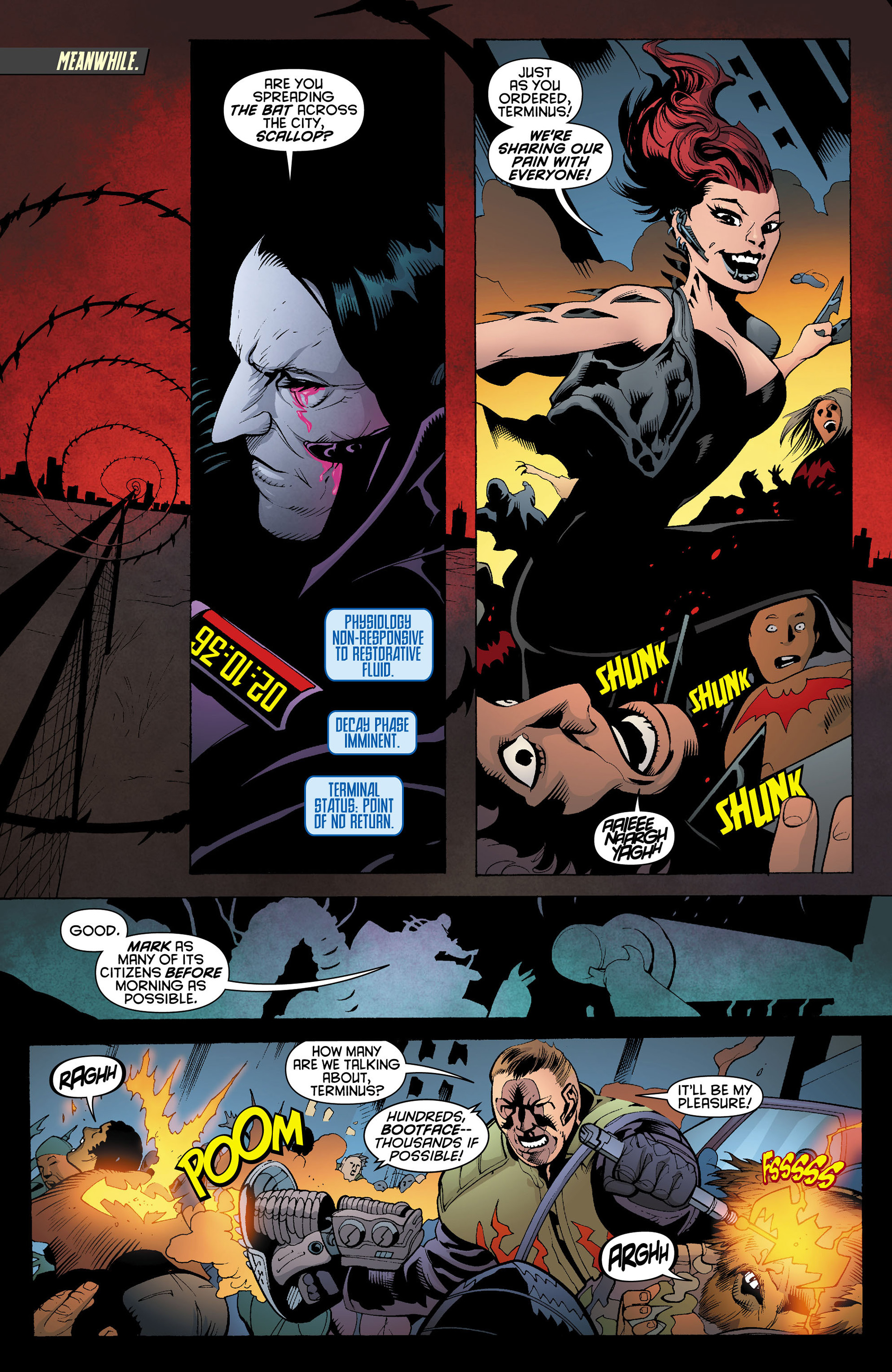 Read online Batman and Robin (2011) comic -  Issue #11 - 11