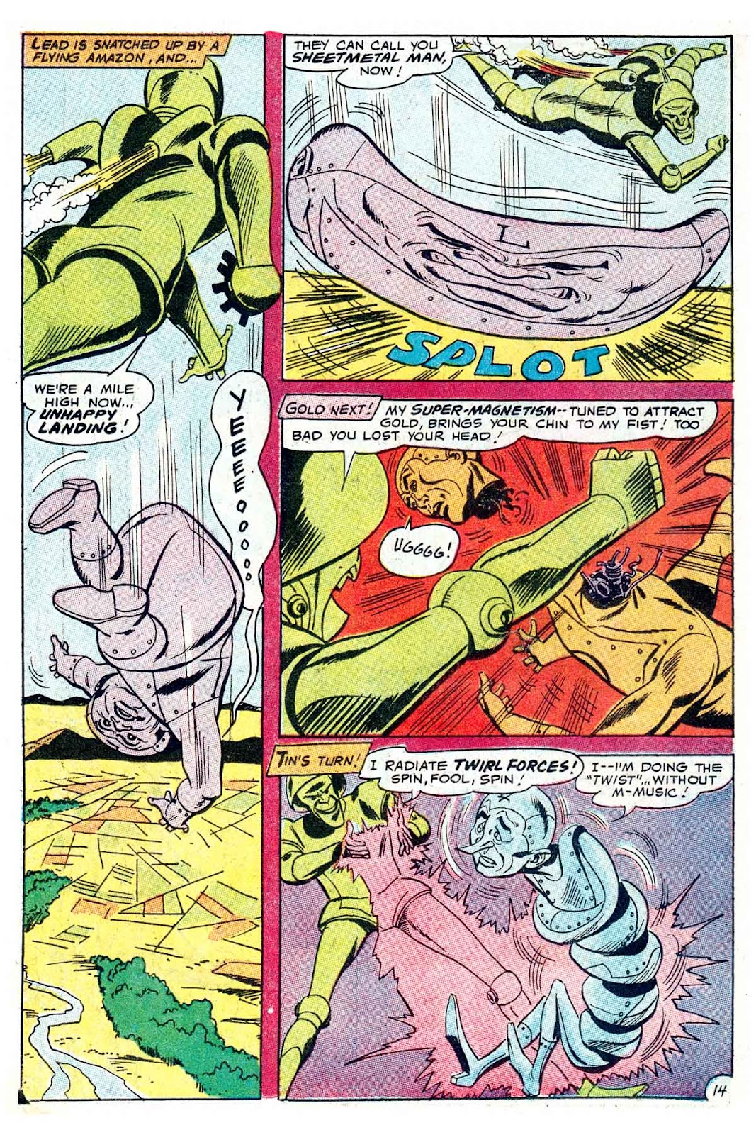 Metal Men (1963) issue 32 - Page 18