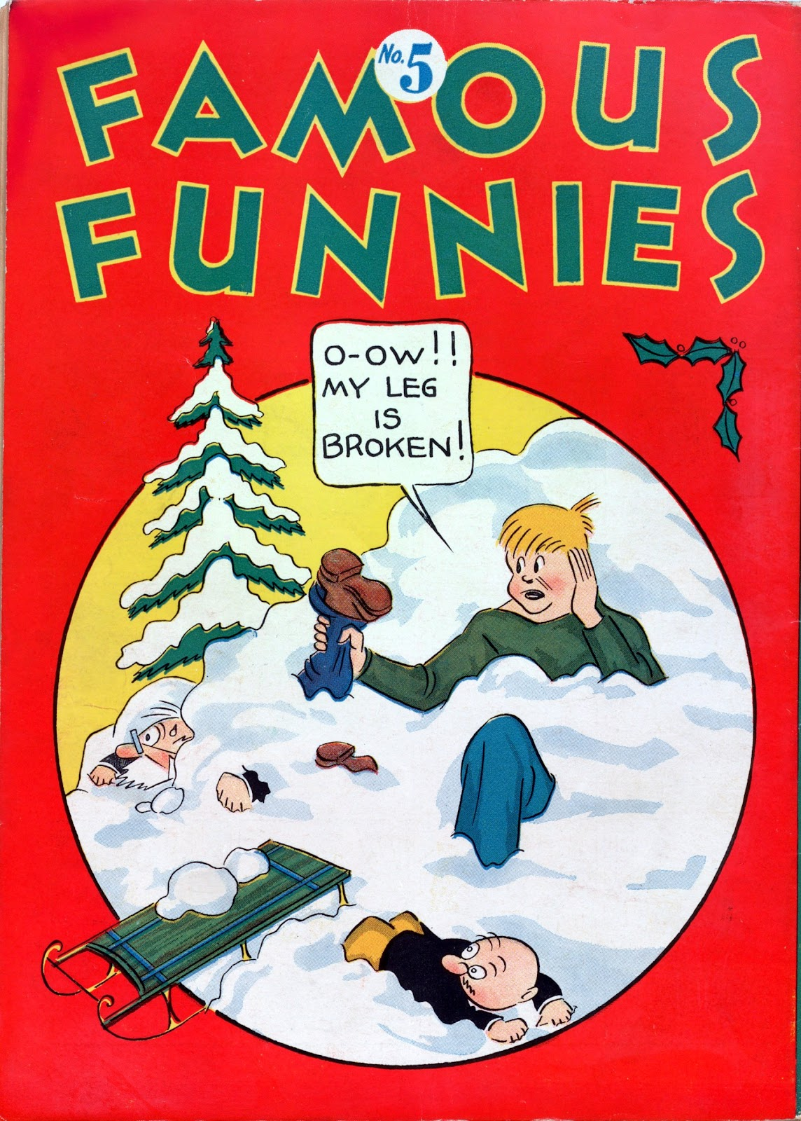 Read online Famous Funnies comic -  Issue #5 - 68