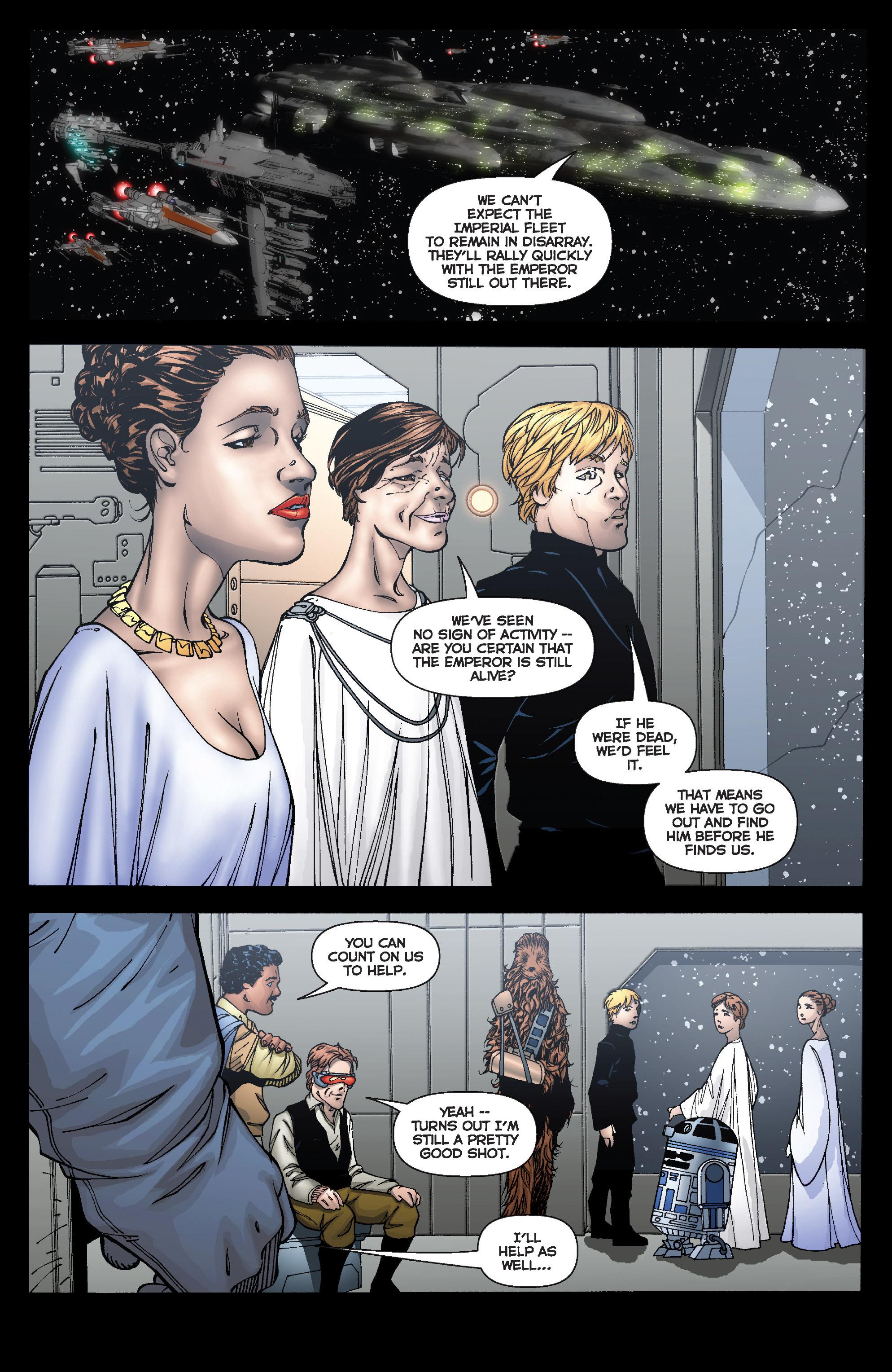 Read online Star Wars Omnibus comic -  Issue # Vol. 27 - 275