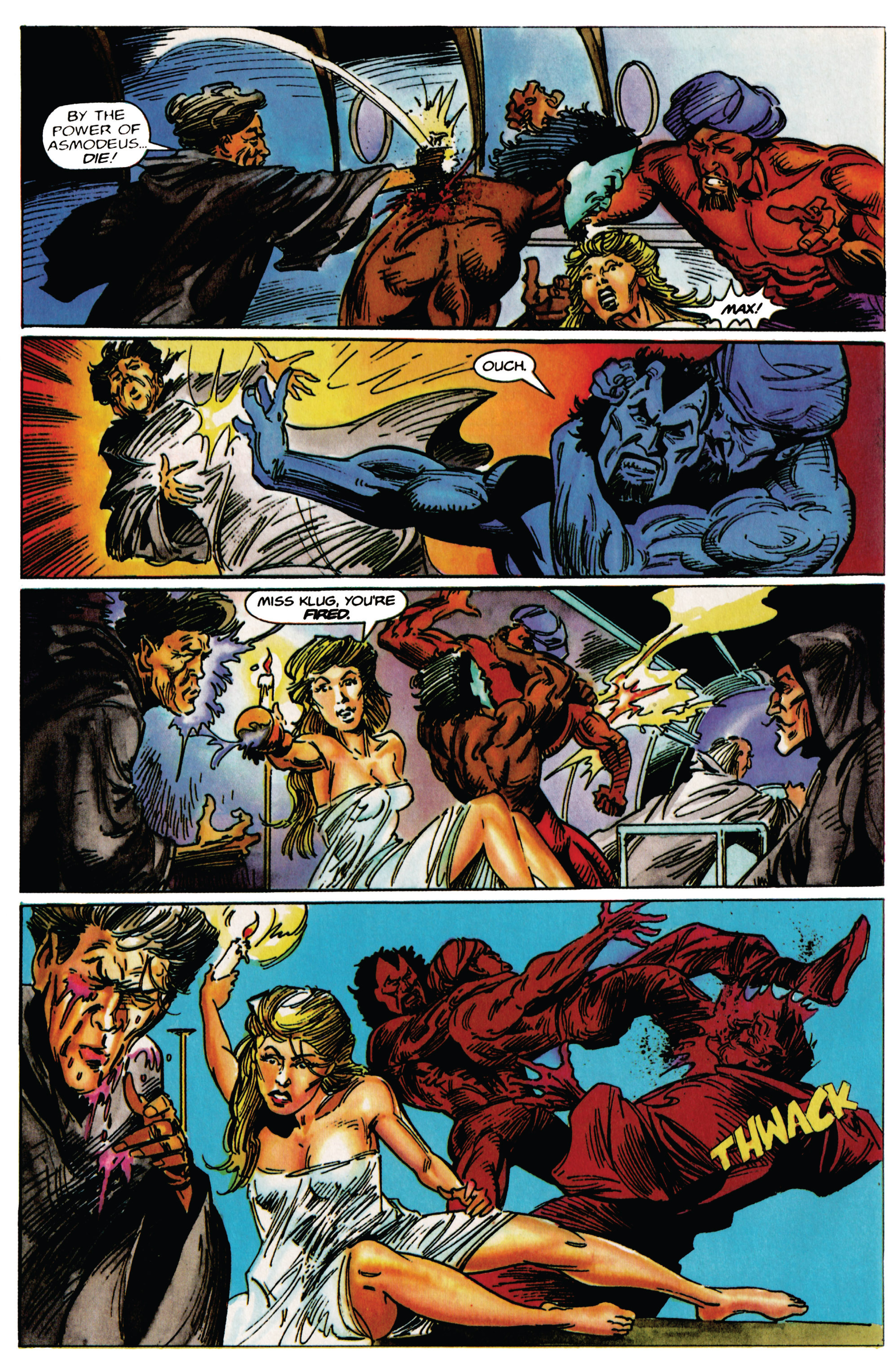 Read online Shadowman (1992) comic -  Issue # _TPB 1 - 36