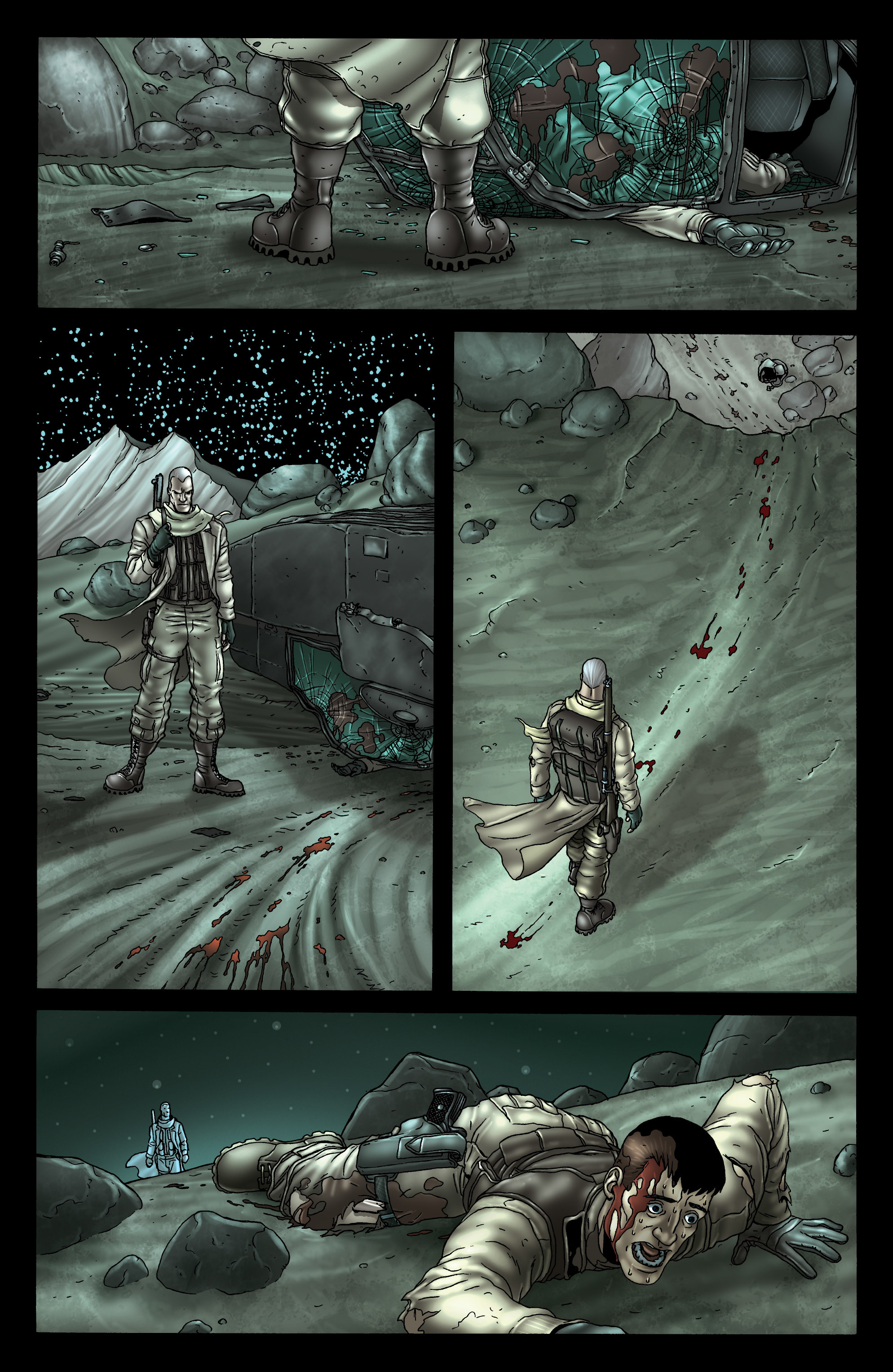 Read online 303 comic -  Issue #3 - 17