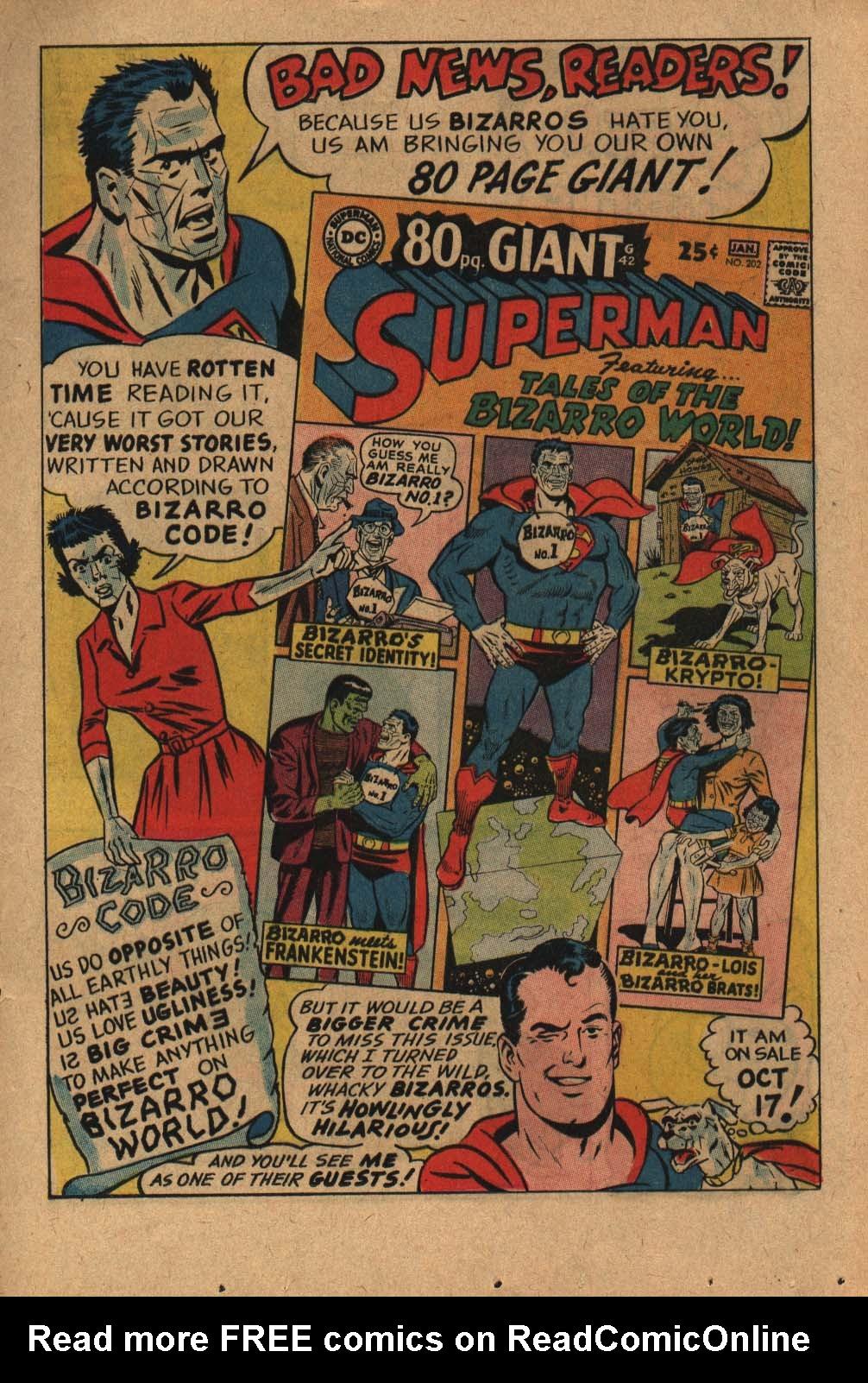 Read online Adventure Comics (1938) comic -  Issue #363 - 17