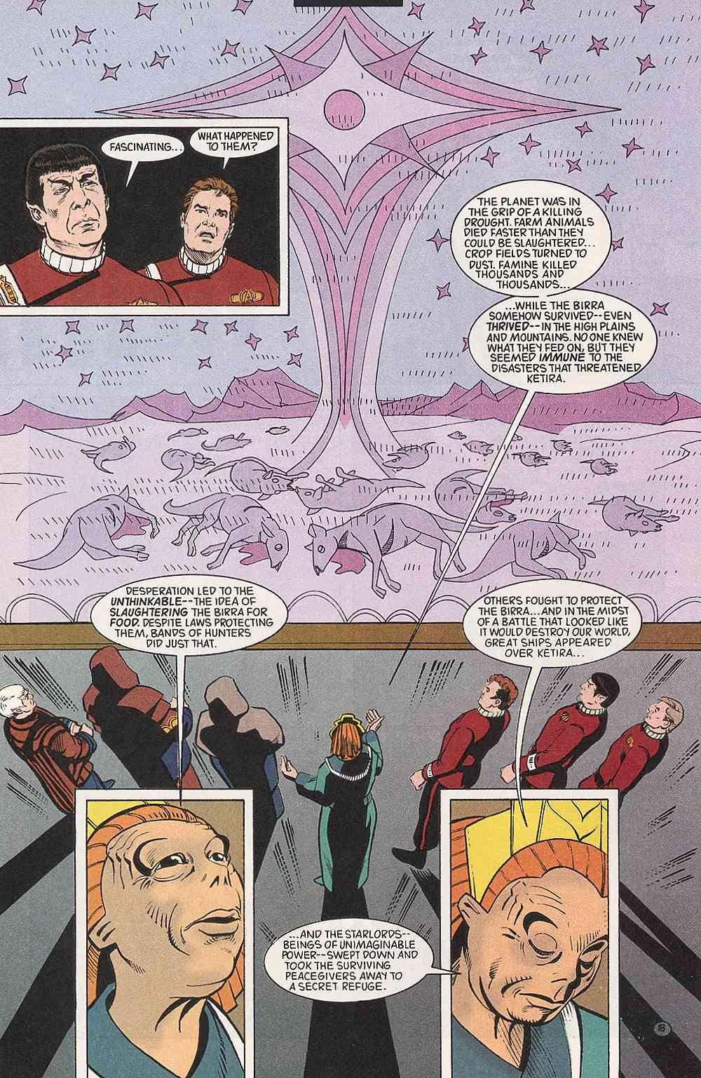 Read online Star Trek (1989) comic -  Issue # Annual 3 - 22