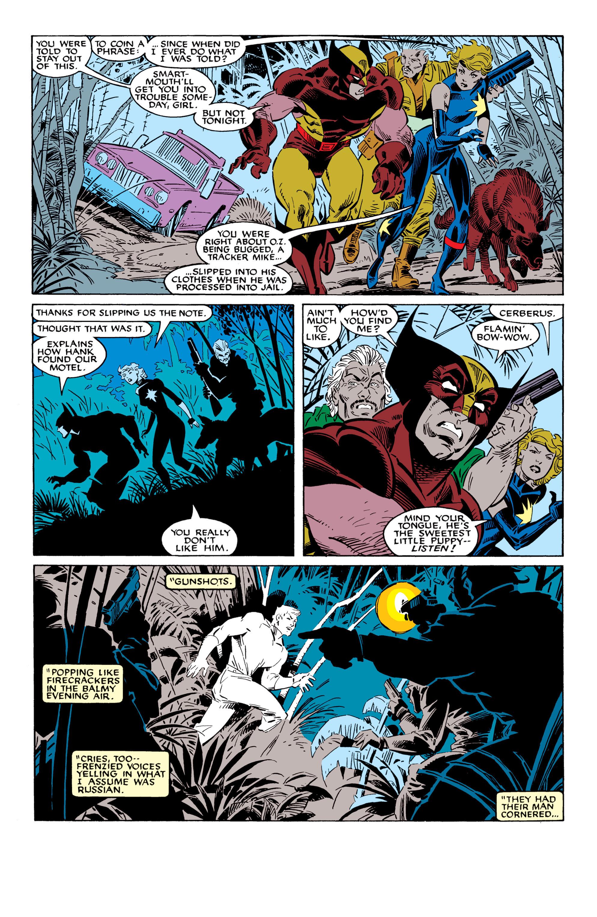 Read online Uncanny X-Men (1963) comic -  Issue #228 - 19