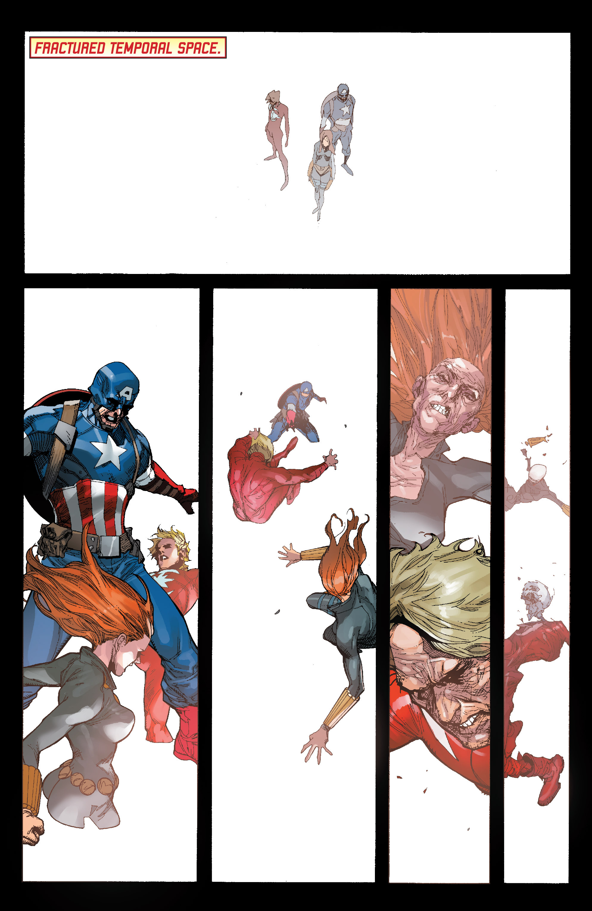 Read online Avengers (2013) comic -  Issue #32 - 23