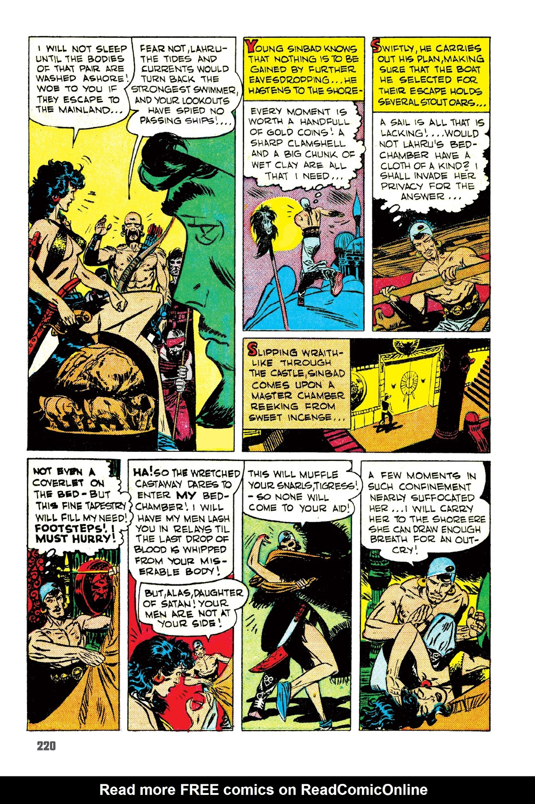 Read online The Joe Kubert Archives comic -  Issue # TPB (Part 3) - 31