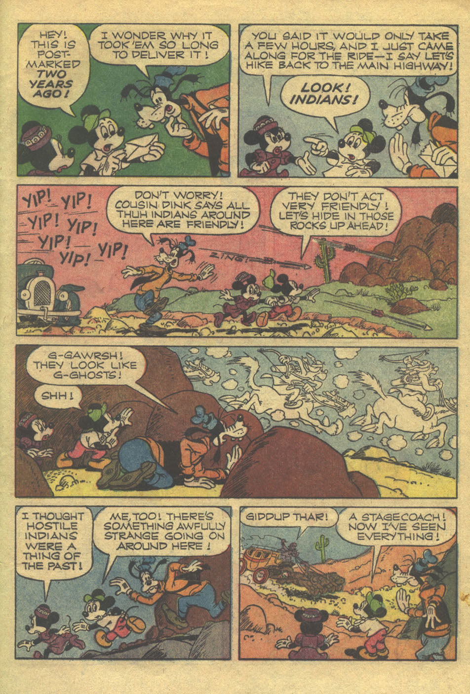 Walt Disney's Comics and Stories issue 354 - Page 26