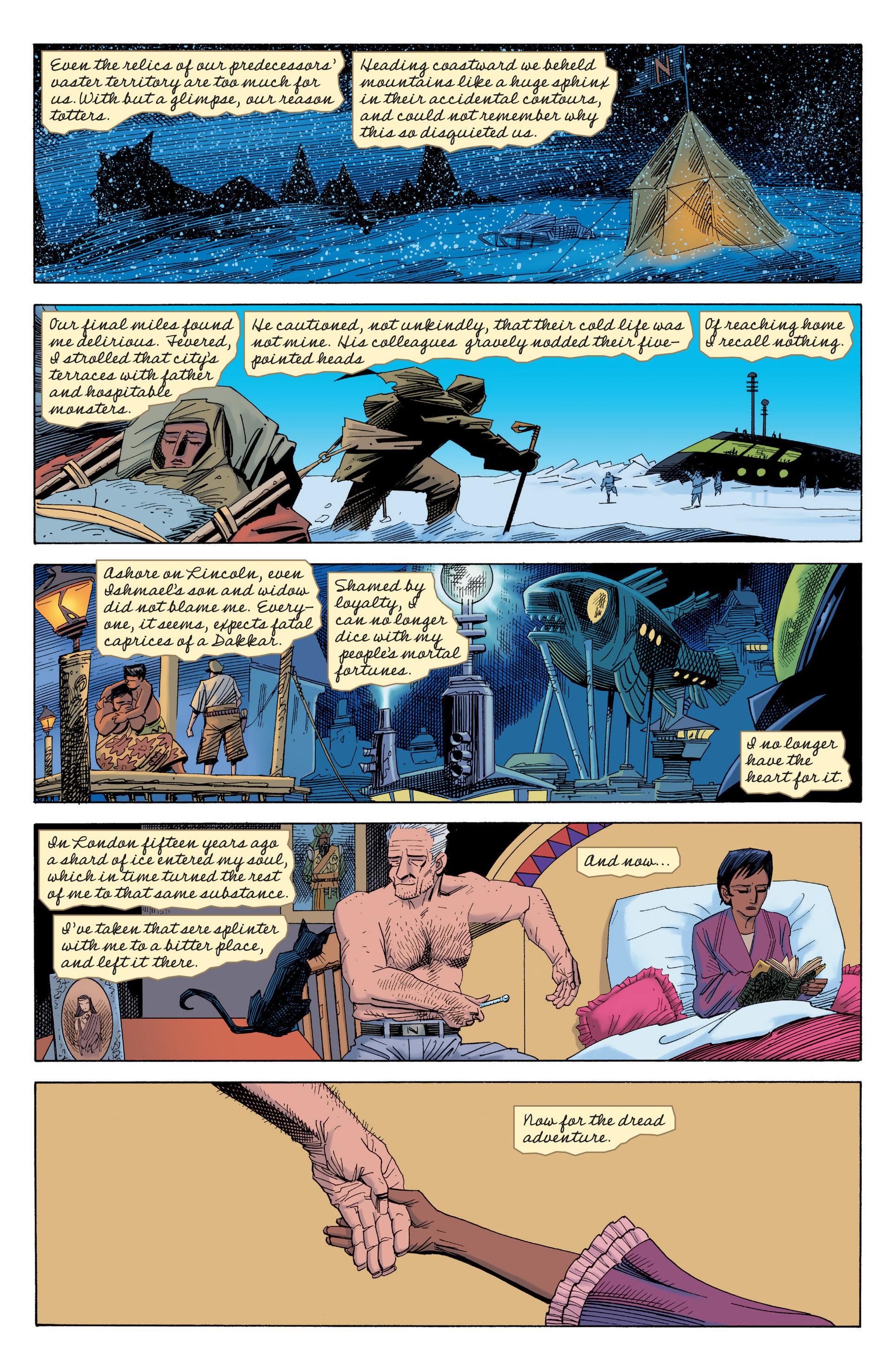 Read online Nemo: Heart of Ice comic -  Issue # Full - 48