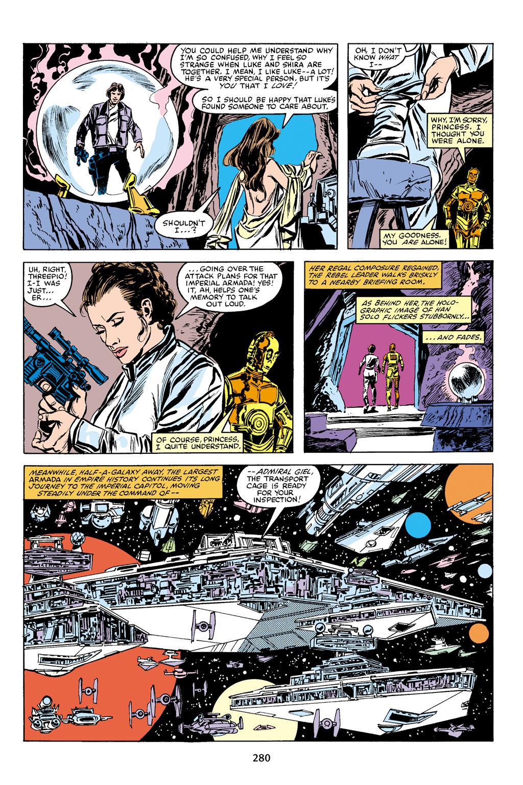 Read online Star Wars Omnibus comic -  Issue # Vol. 16 - 275