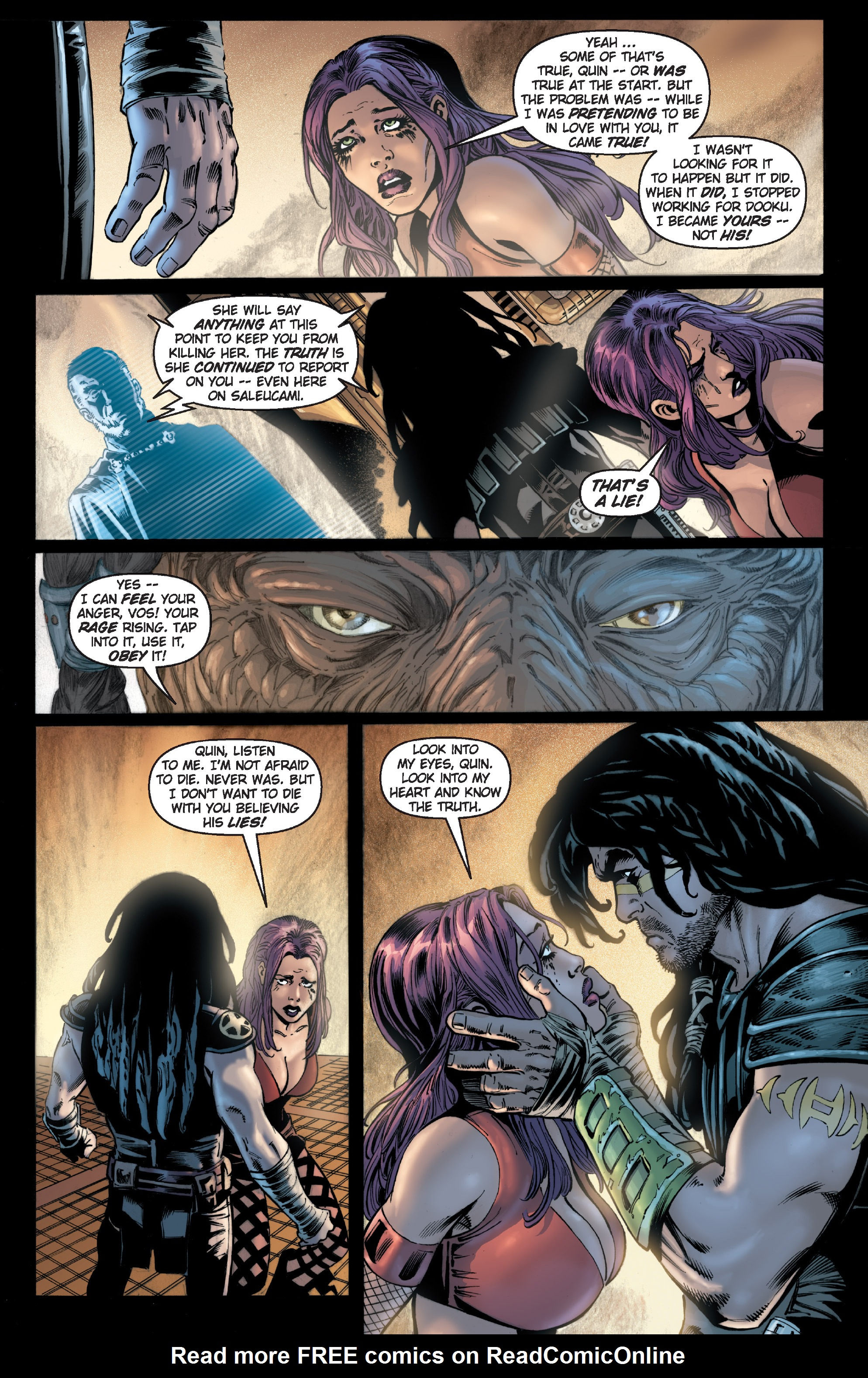Read online Star Wars Omnibus comic -  Issue # Vol. 26 - 313