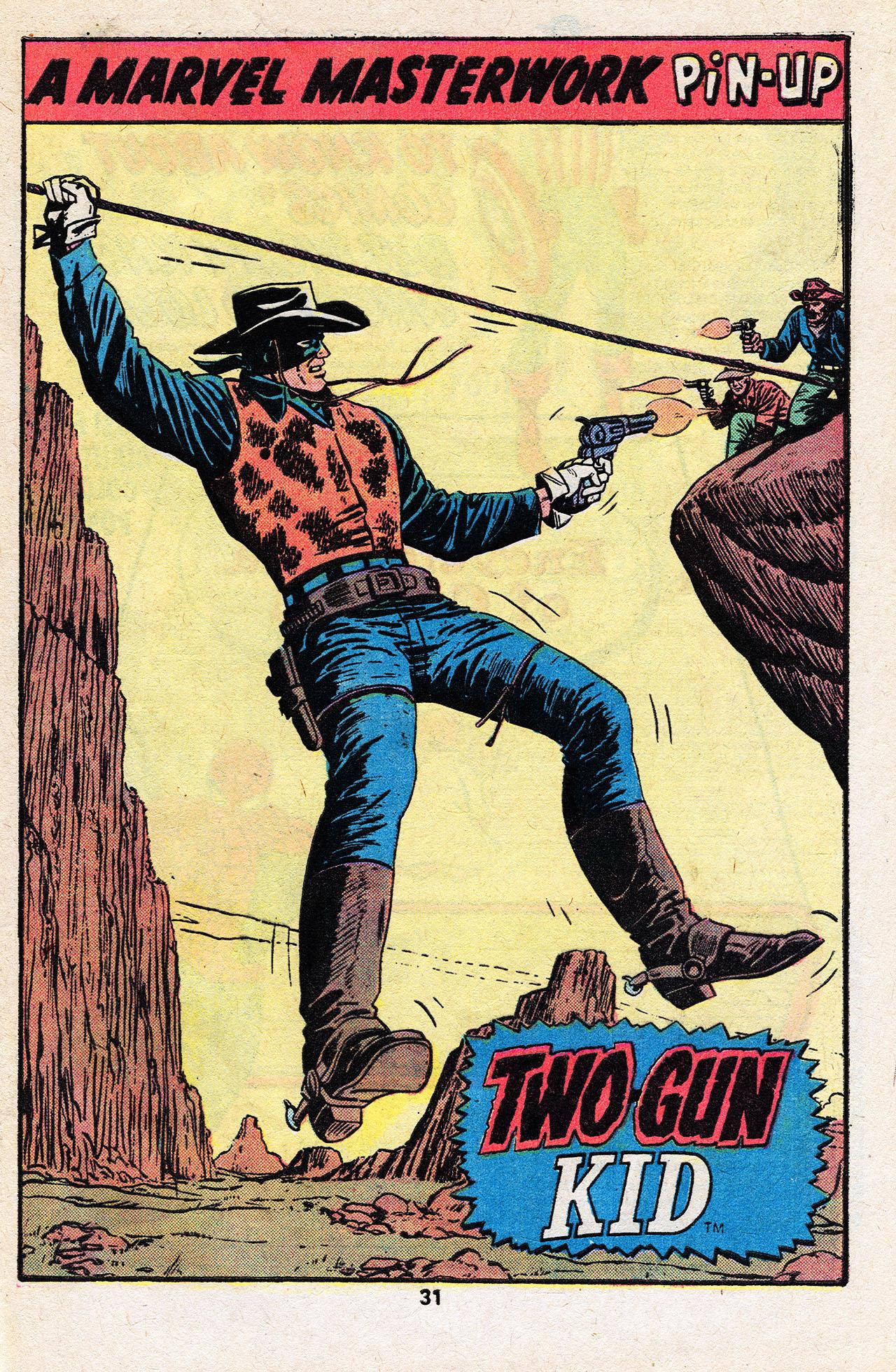Read online Two-Gun Kid comic -  Issue #134 - 33