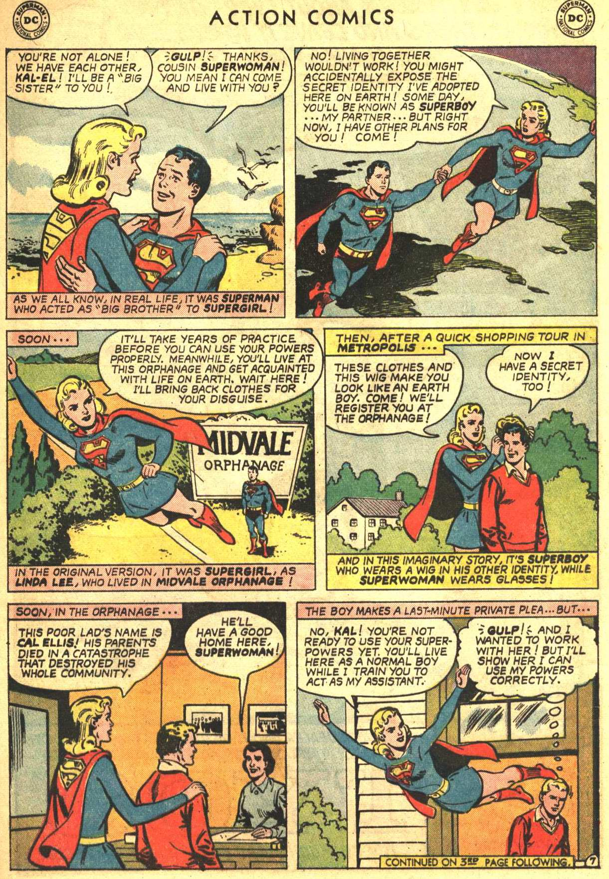 Read online Action Comics (1938) comic -  Issue #332 - 25