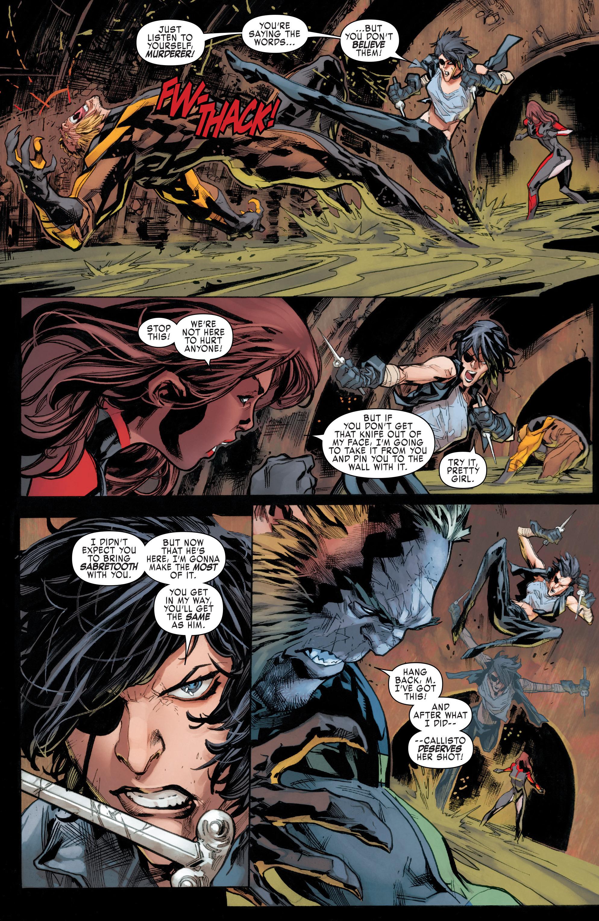 Read online Uncanny X-Men (2016) comic -  Issue #6 - 15