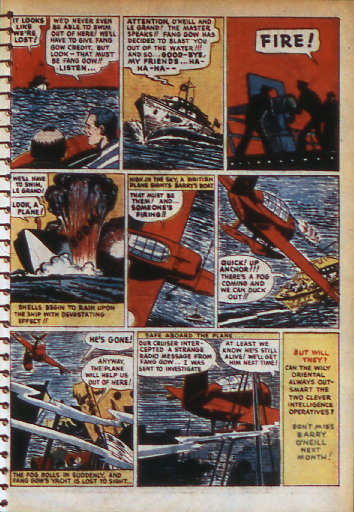Read online Adventure Comics (1938) comic -  Issue #56 - 18