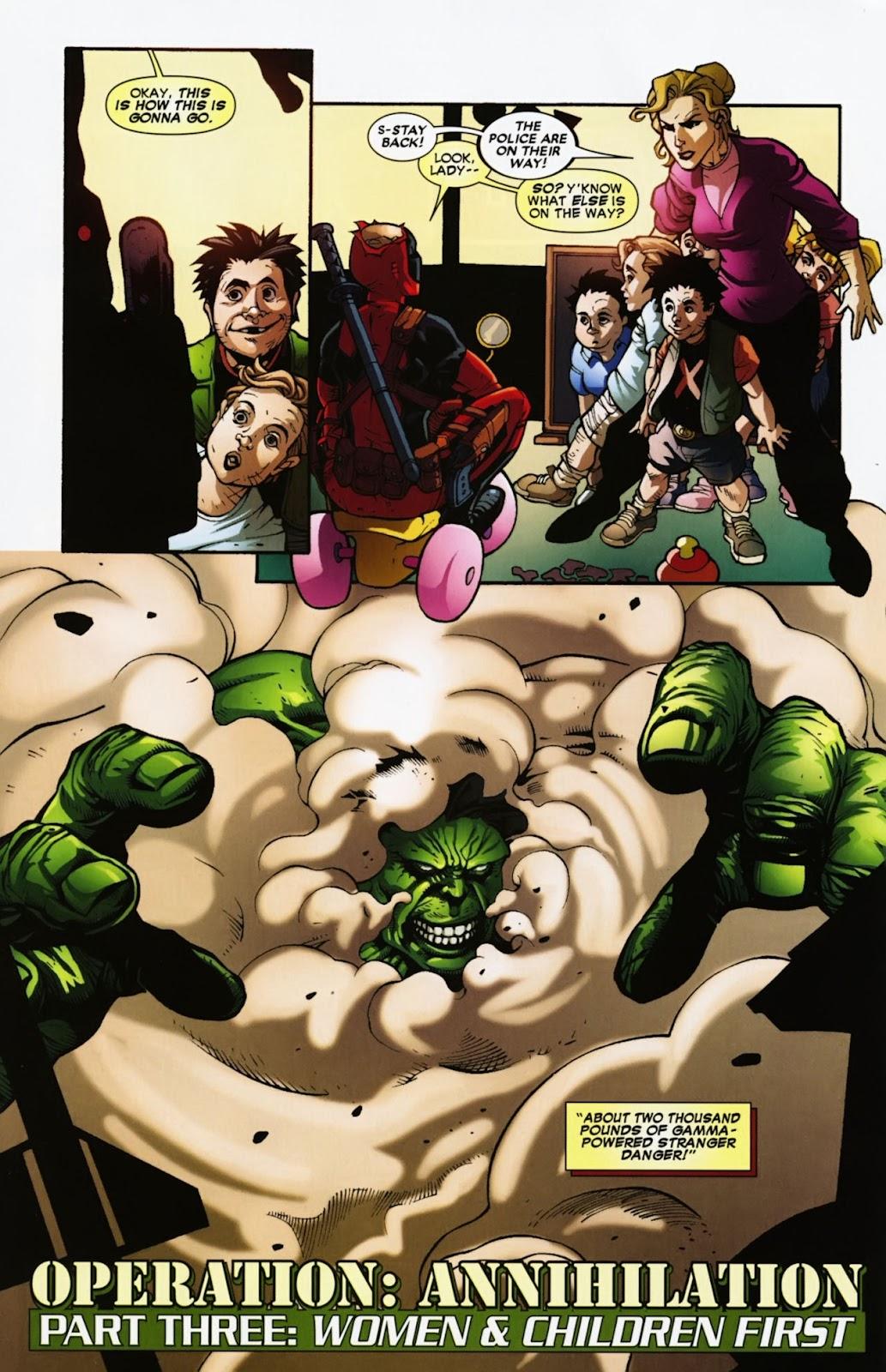 Read online Deadpool (2008) comic -  Issue #39 - 3