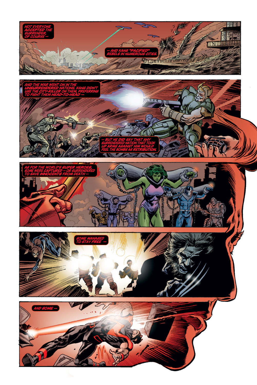 Read online Avengers (1998) comic -  Issue #51 - 4