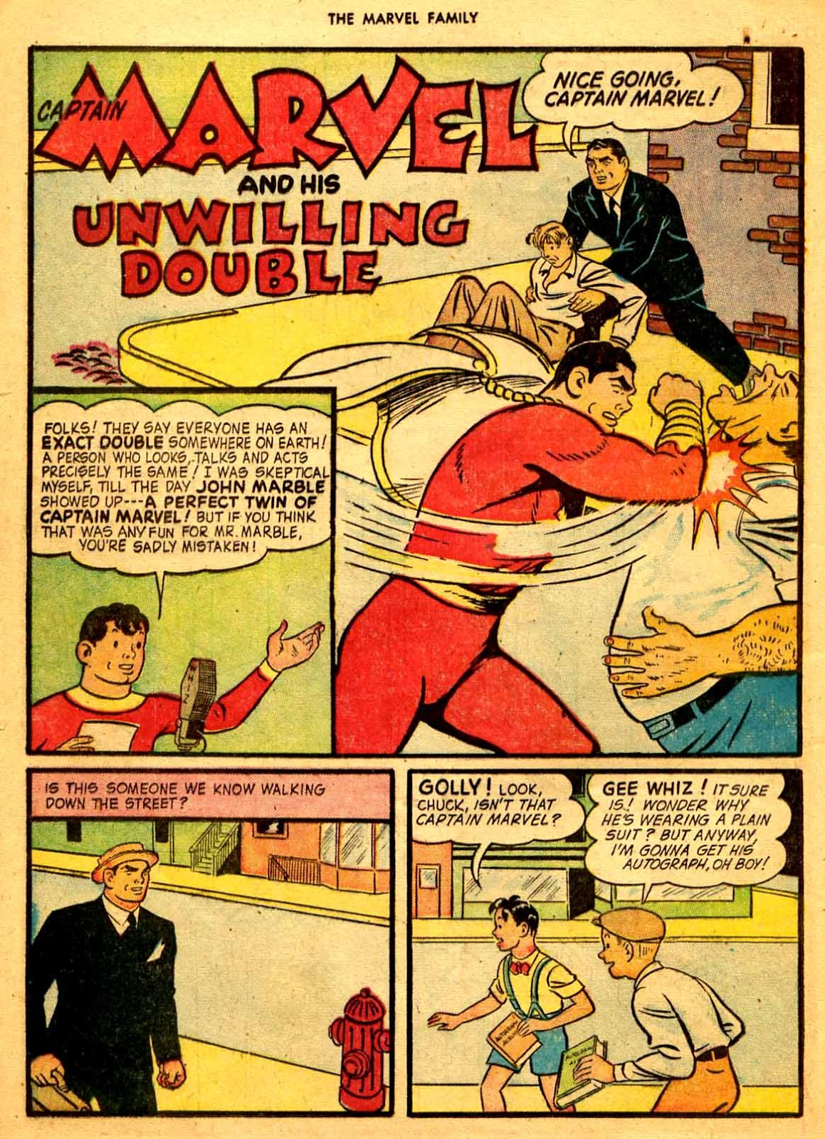 The Marvel Family issue 9 - Page 38