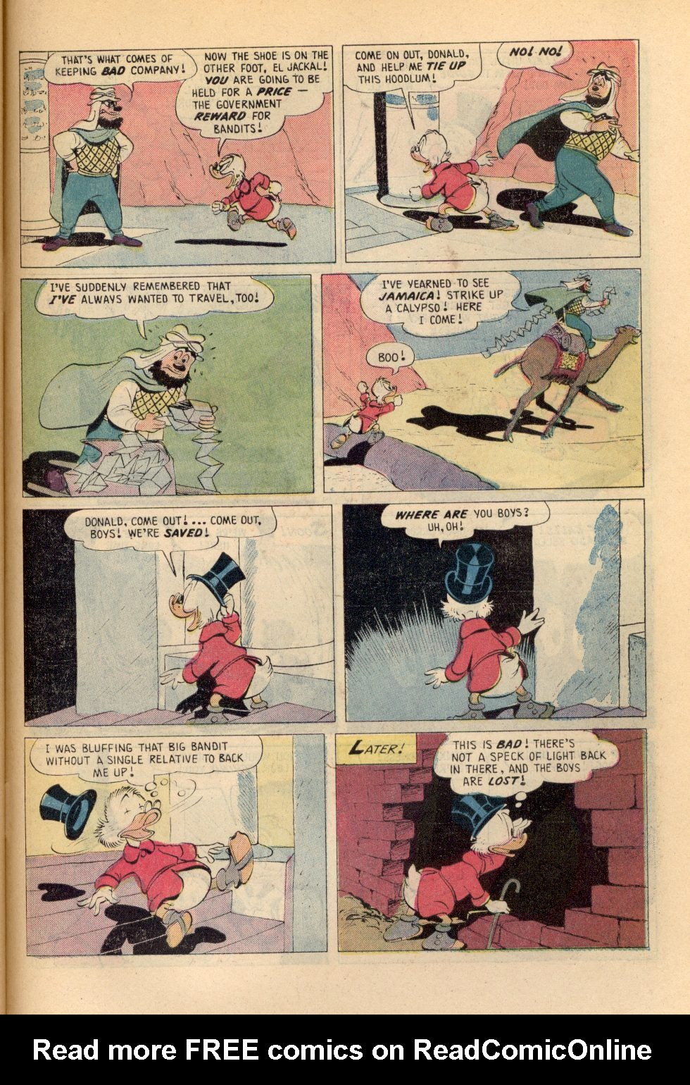 Read online Uncle Scrooge (1953) comic -  Issue #108 - 31