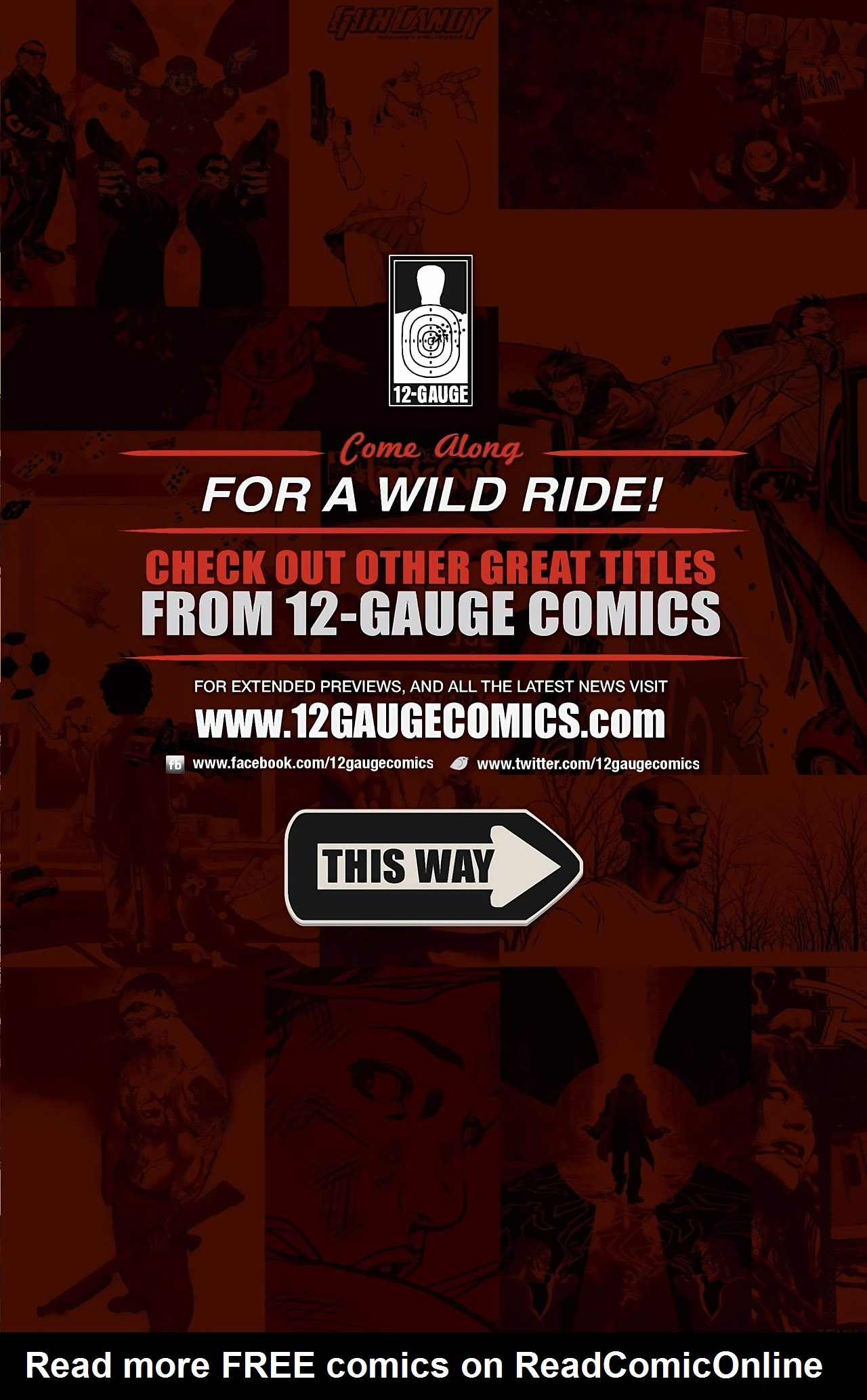 Read online Magus comic -  Issue #4 - 27