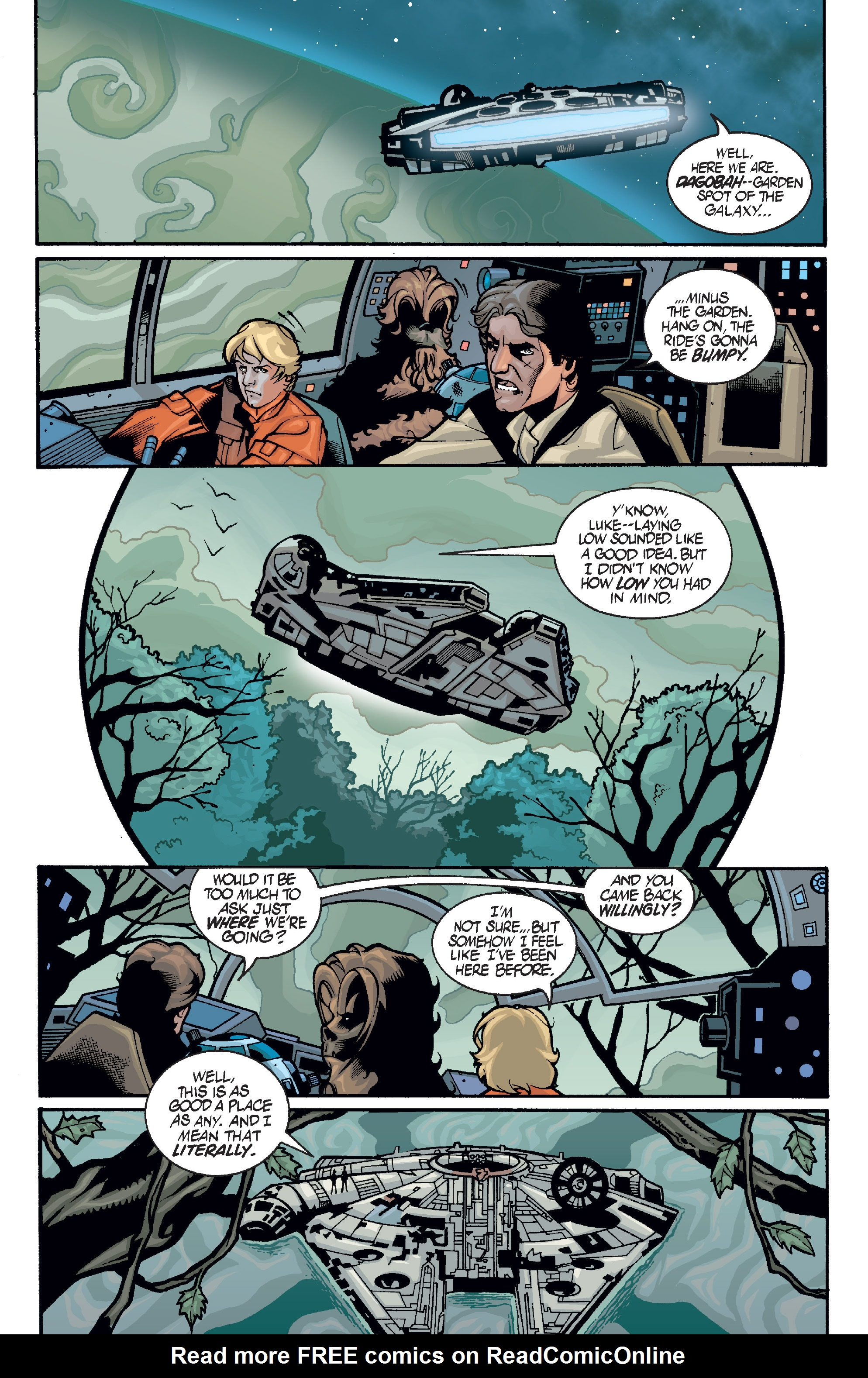 Read online Star Wars Omnibus comic -  Issue # Vol. 27 - 35