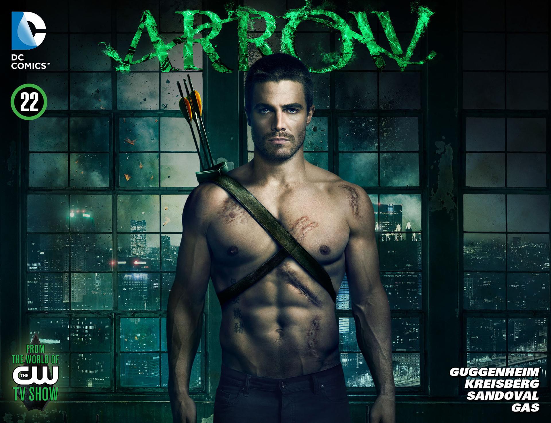 Arrow [II] 22 Page 1