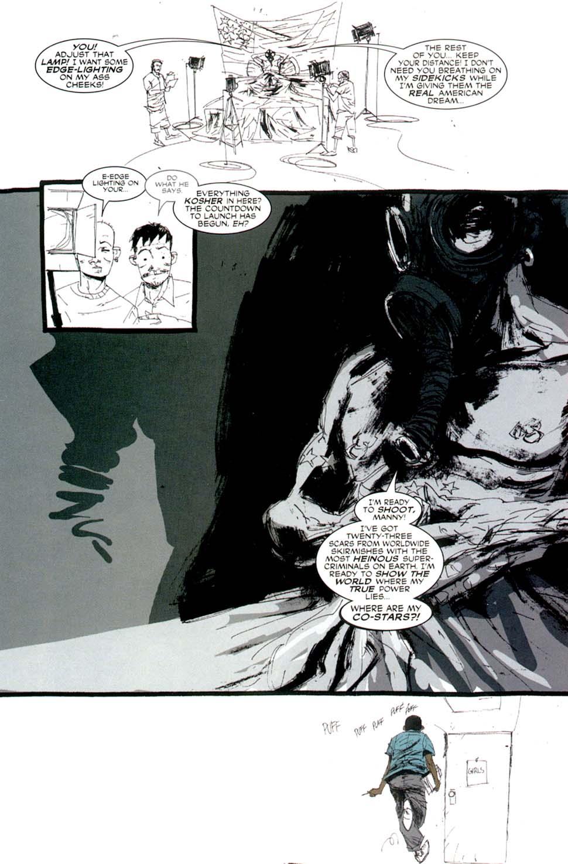 Read online Automatic Kafka comic -  Issue #8 - 15